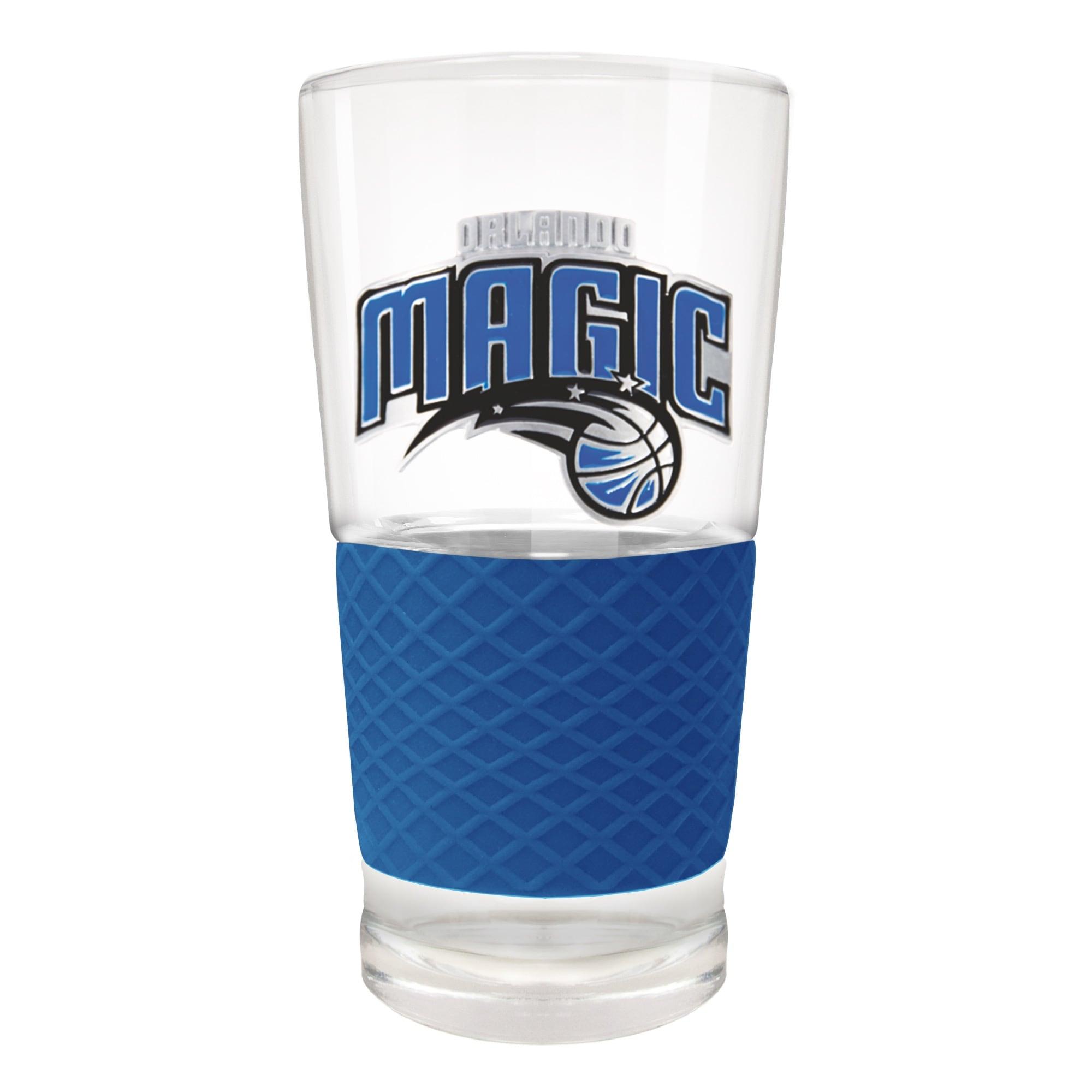 Orlando Magic 22oz. Pilsner Glass with Silicone Grip