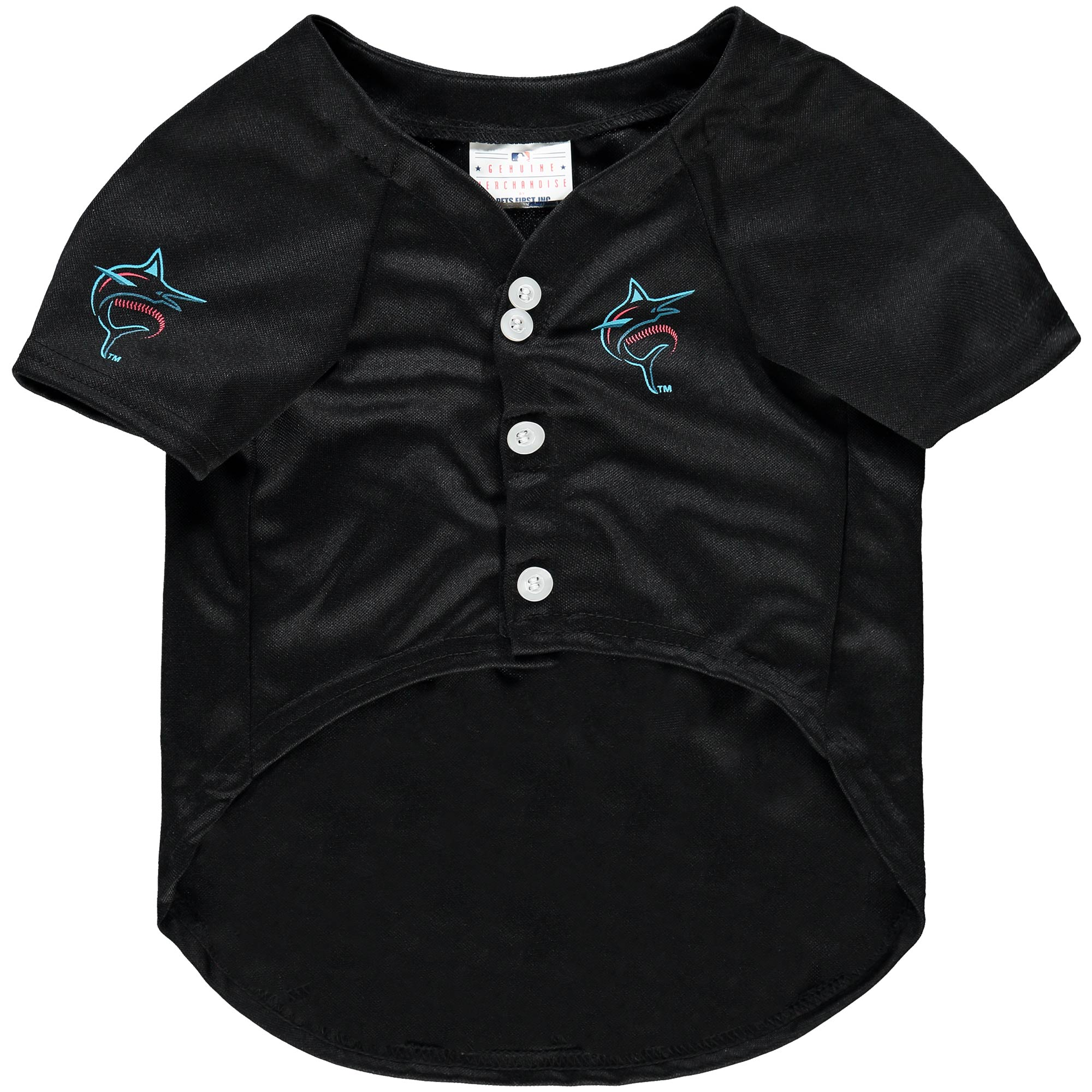 Miami Marlins MLB Dog Jersey