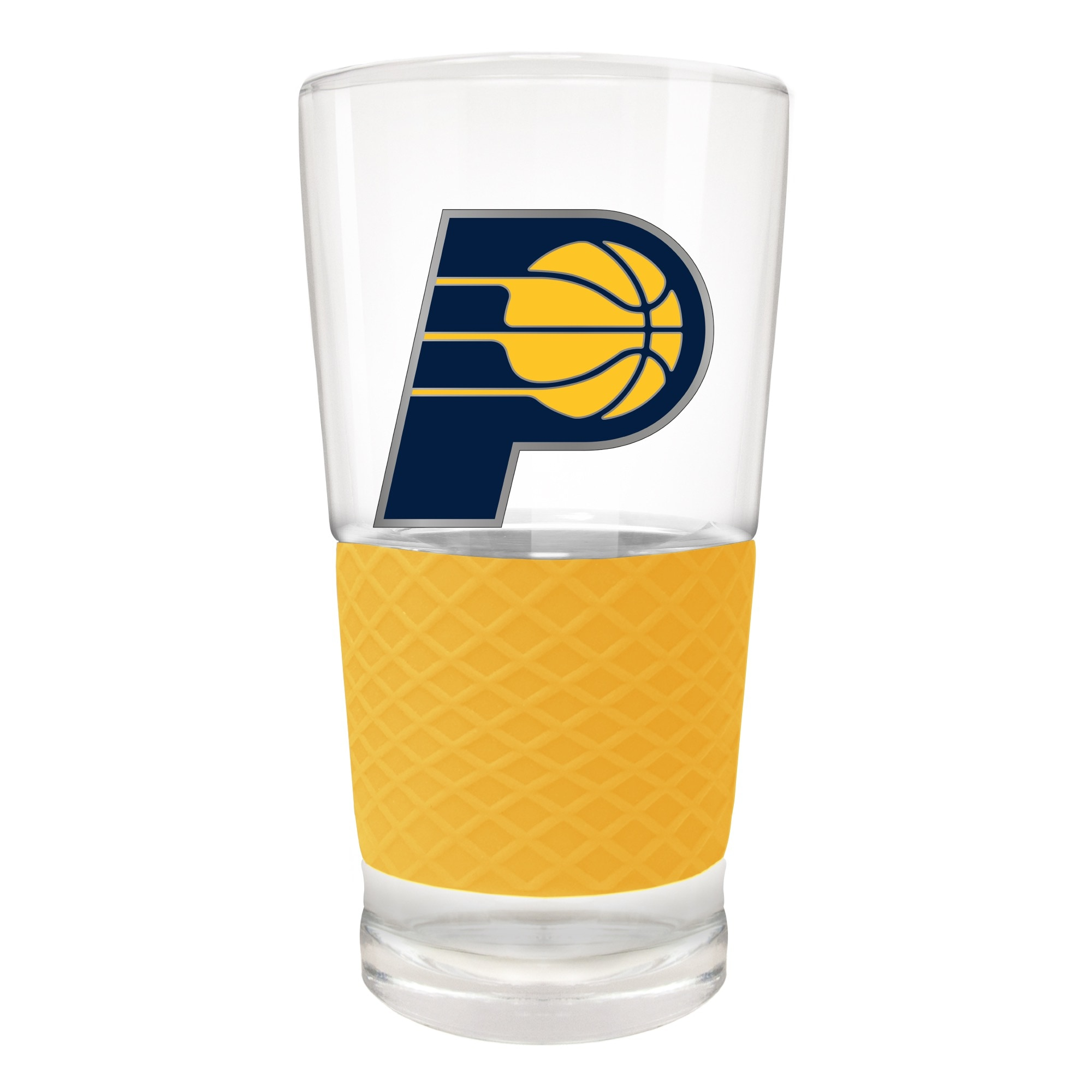 Indiana Pacers 22oz. Pilsner Glass with Silicone Grip
