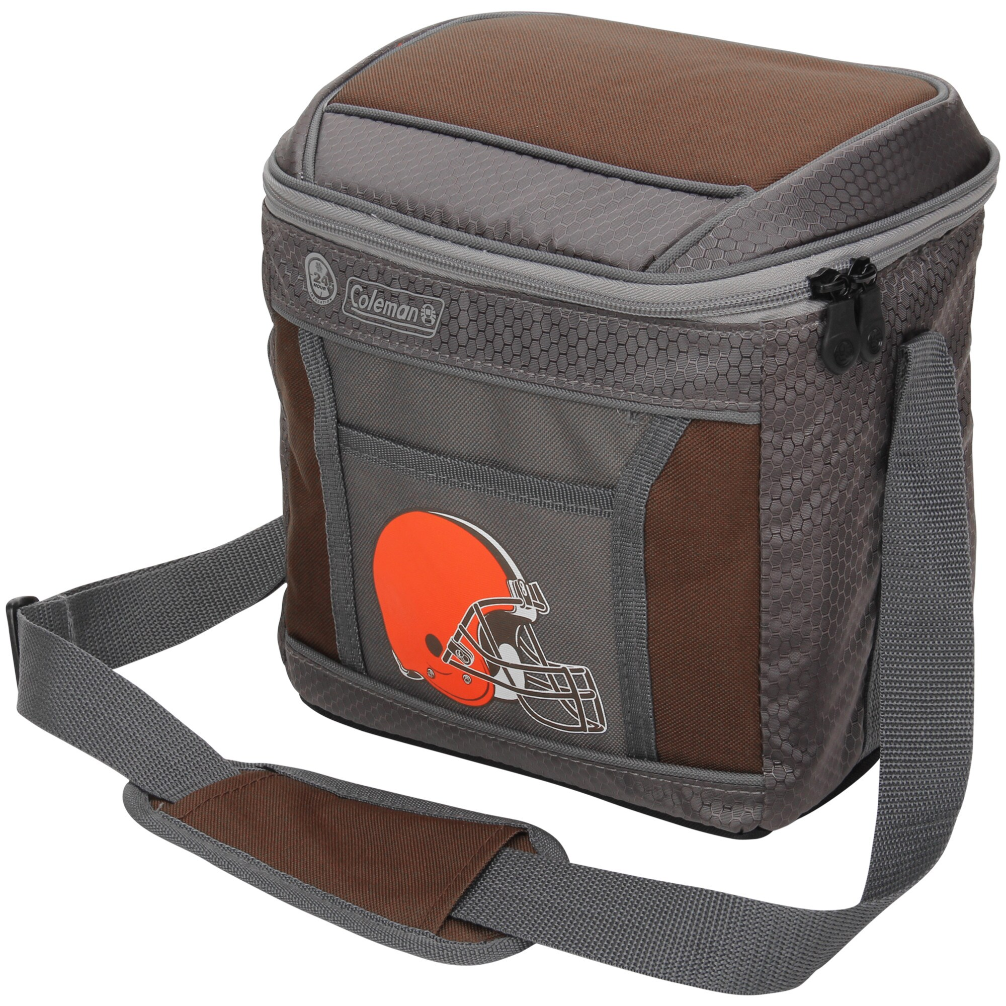 Cleveland Browns Coleman 9-Can 24-Hour Soft-Sided Cooler