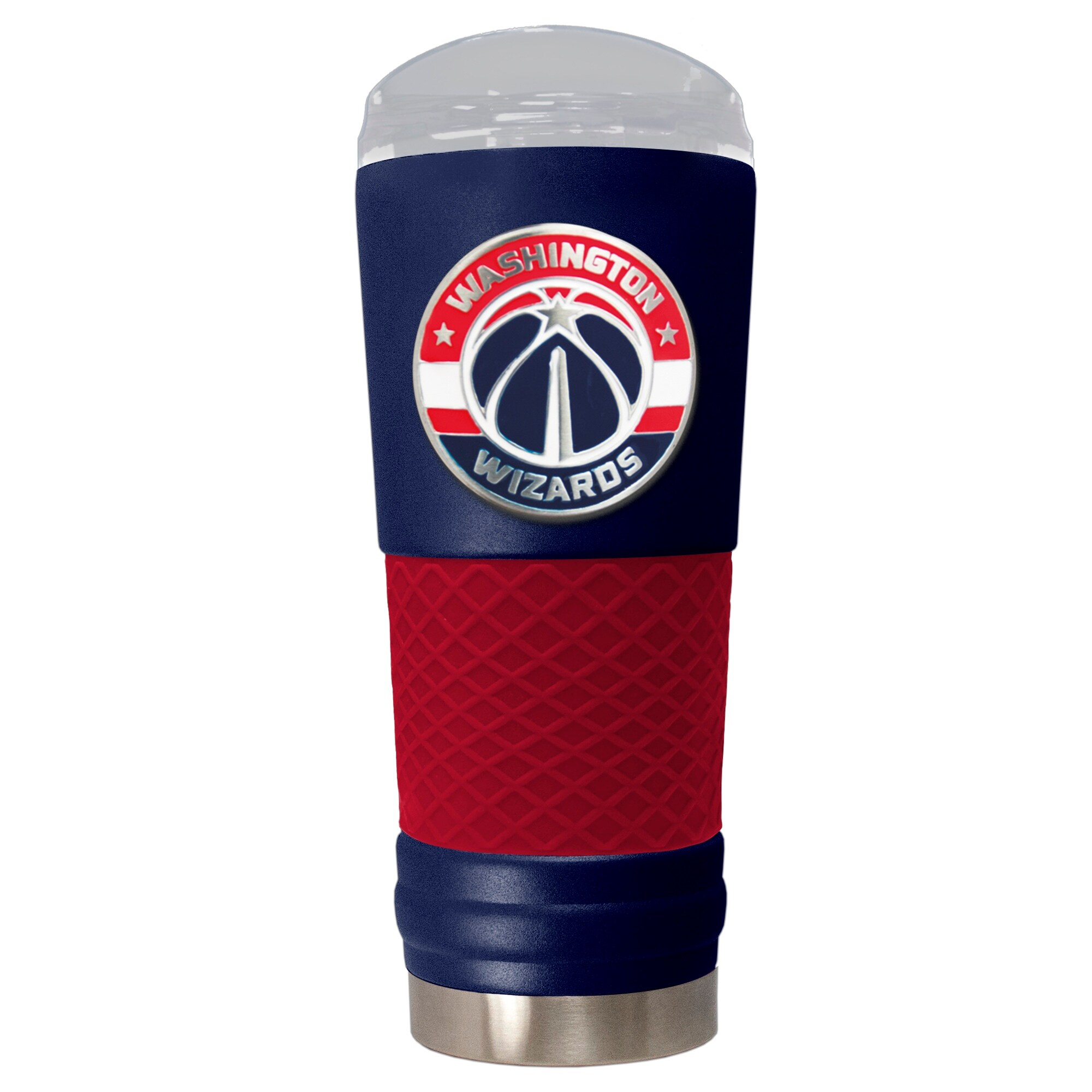 Washington Wizards 24oz. Powder Coated Draft Travel Mug - Blue