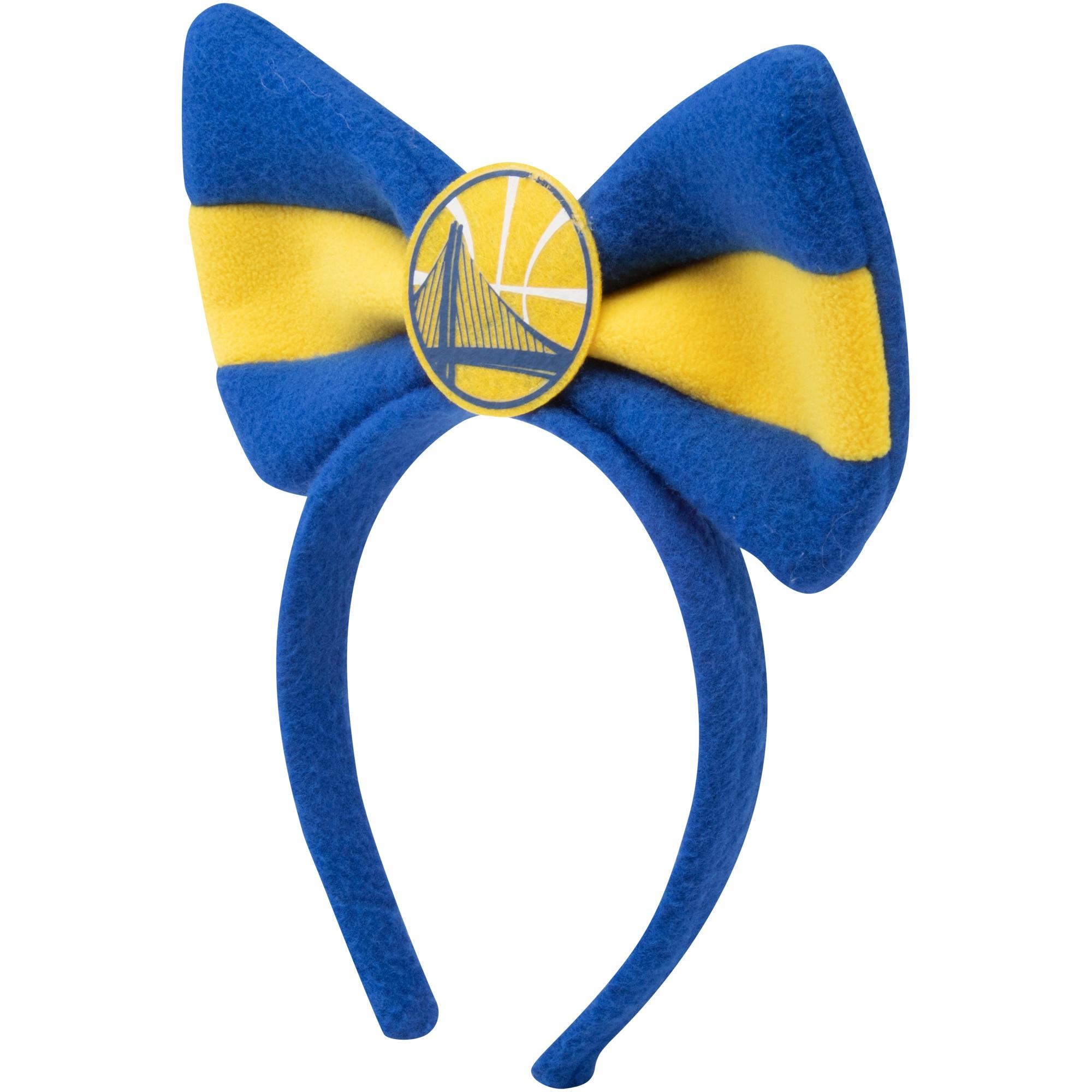 Golden State Warriors Ribbon Headband