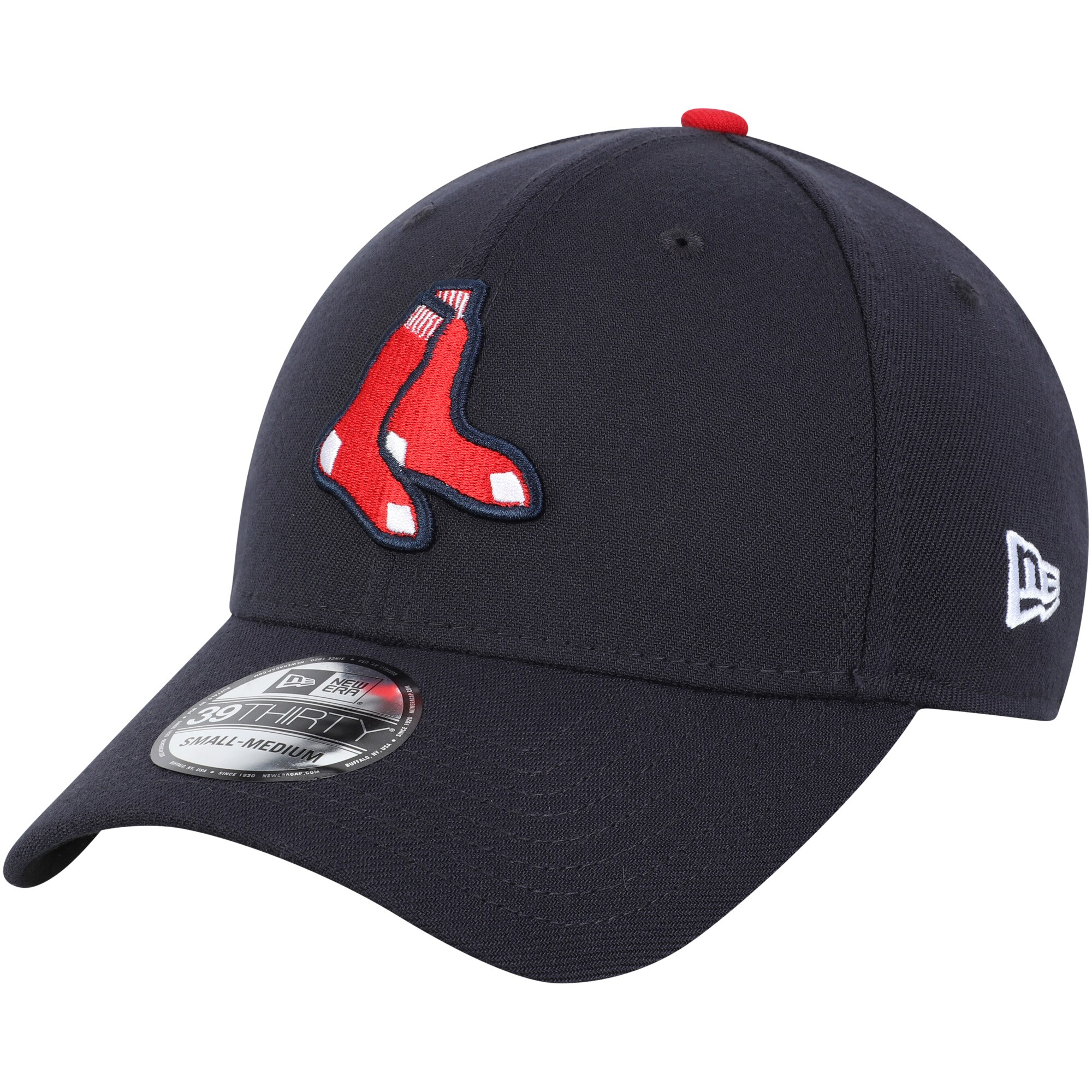 Boston Red Sox New Era MLB Team Classic Alternate 39THIRTY Flex Hat - Navy
