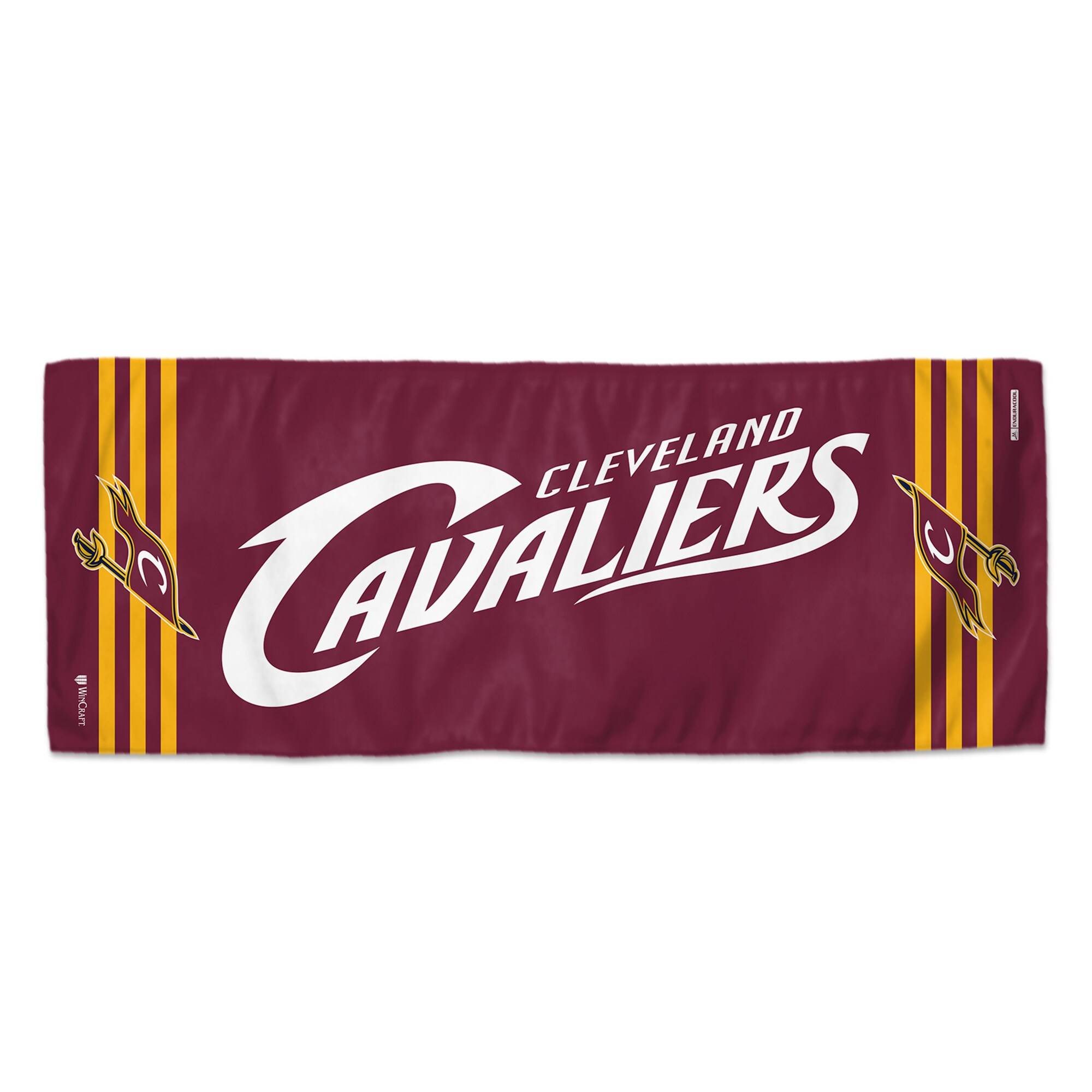 """Cleveland Cavaliers WinCraft 12"""" x 30"""" Double-Sided Cooling Towel"""