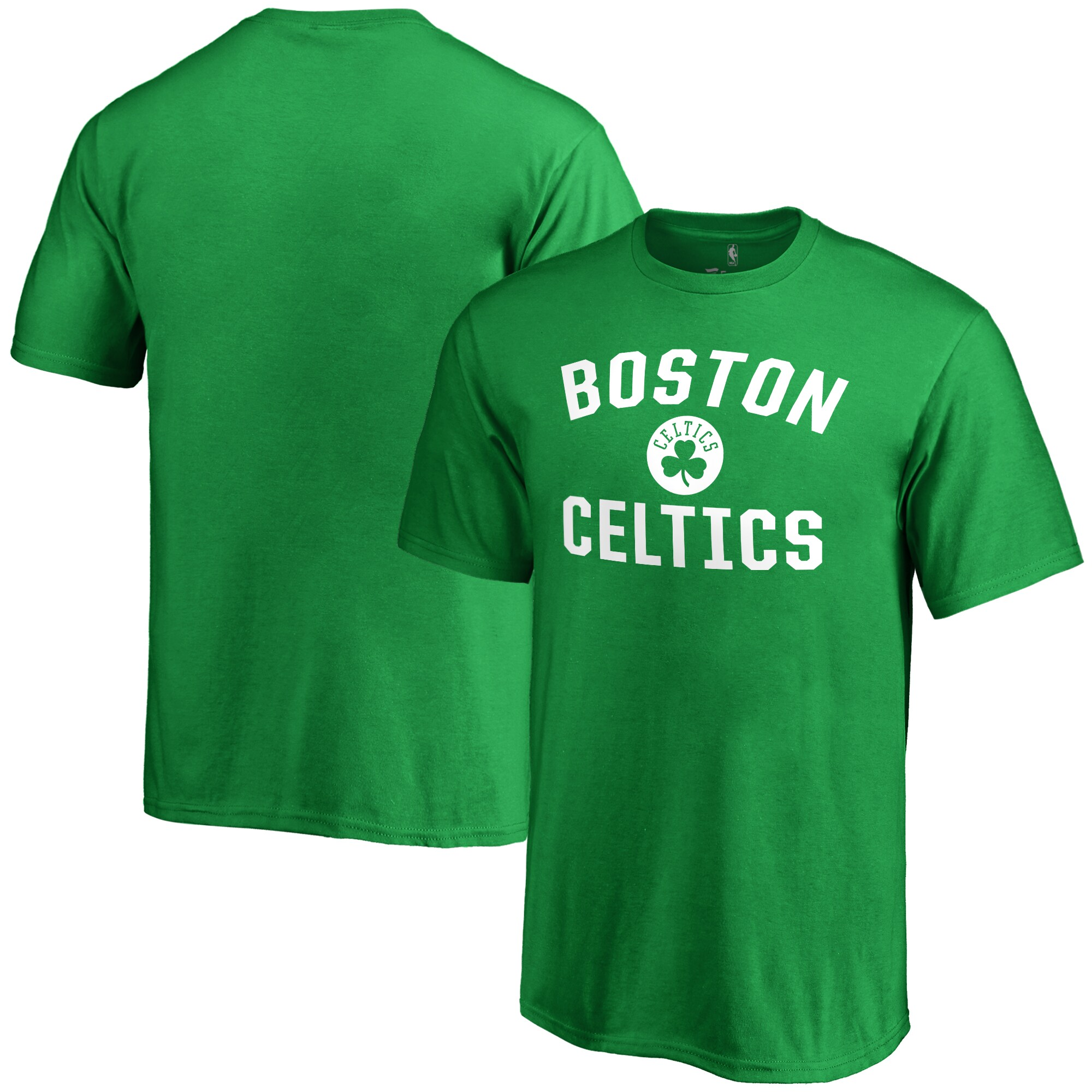 Boston Celtics Youth Victory Arch T-Shirt - Kelly Green