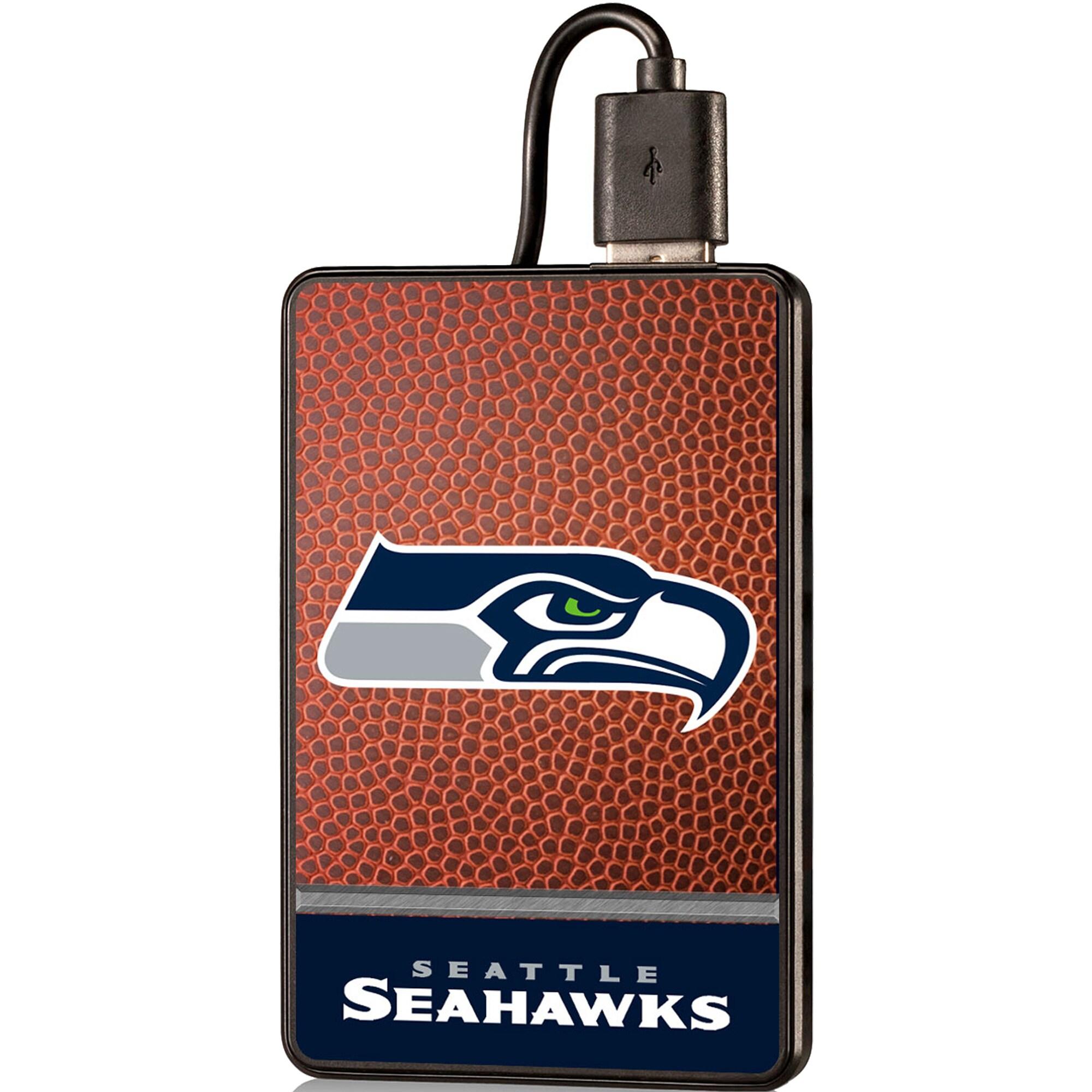Seattle Seahawks 2000 mAh Credit Card Powerbank