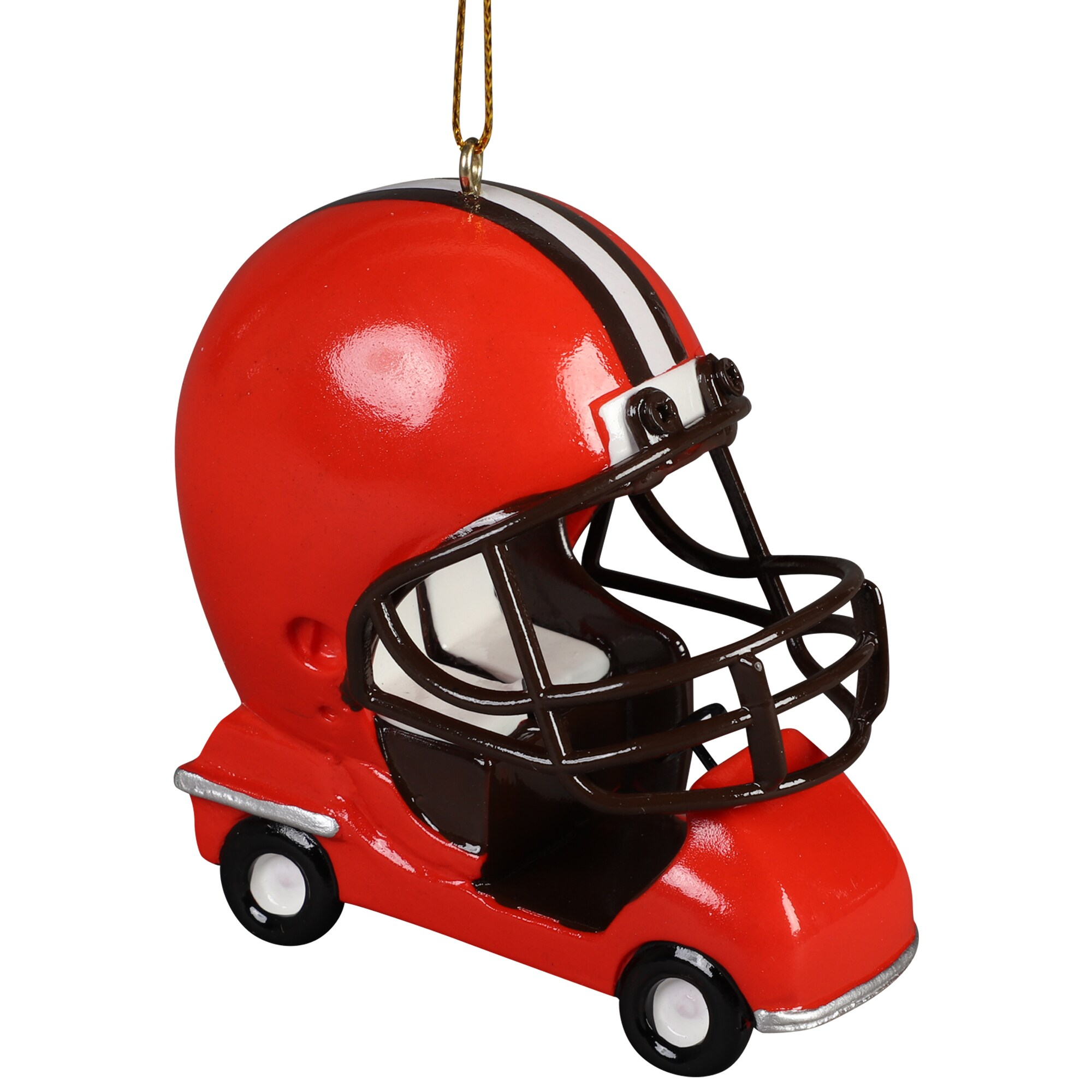 Cleveland Browns Field Car Ornament