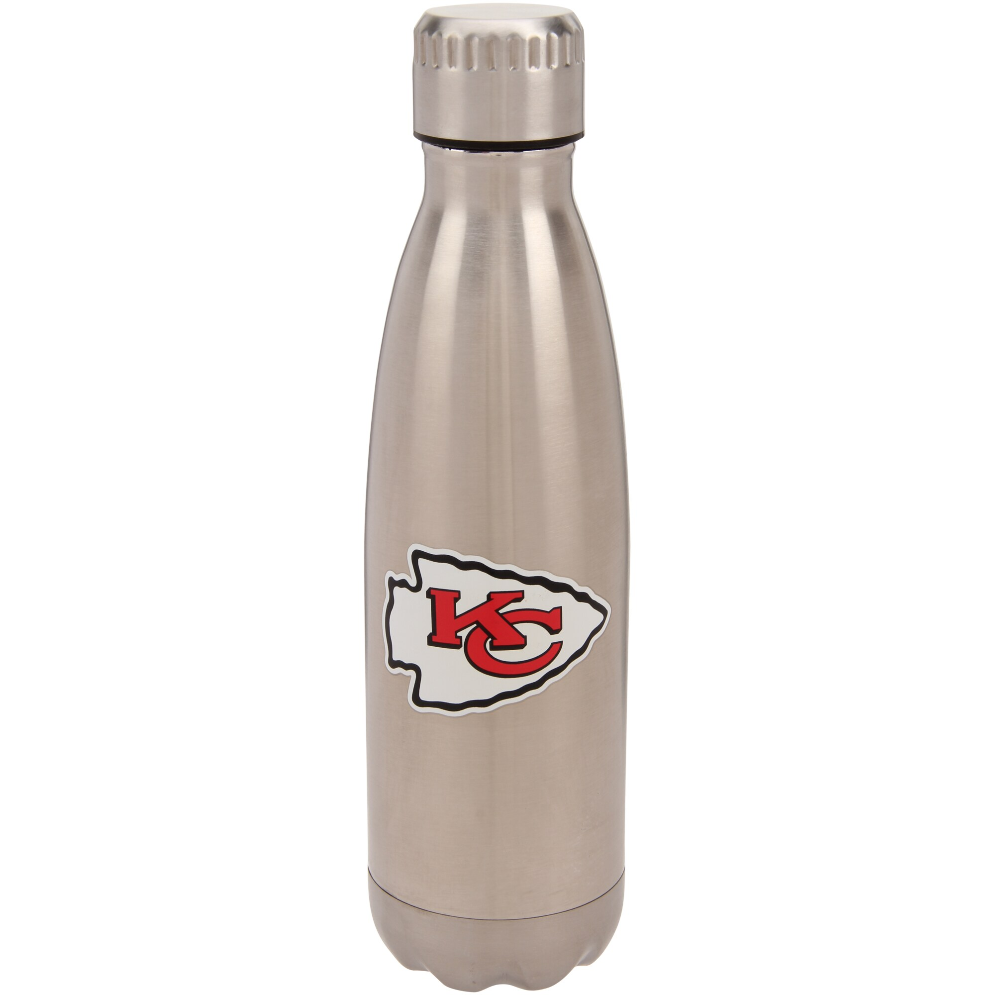 Kansas City Chiefs 16oz. Stainless Steel Water Bottle