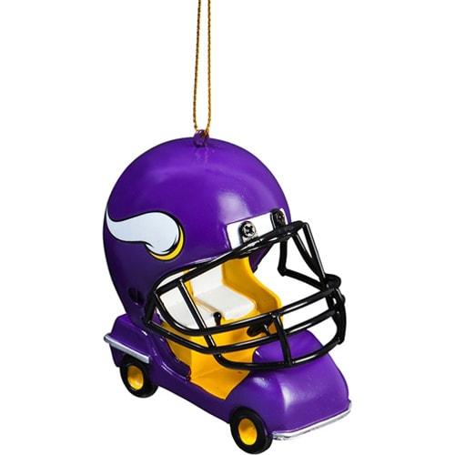 Minnesota Vikings Field Car Ornament