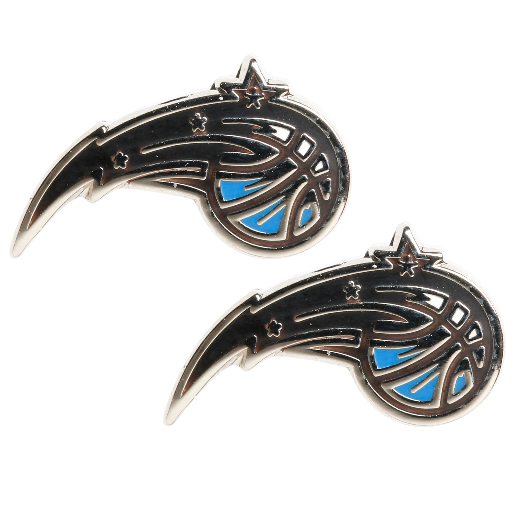 Orlando Magic WinCraft Team Post Earrings
