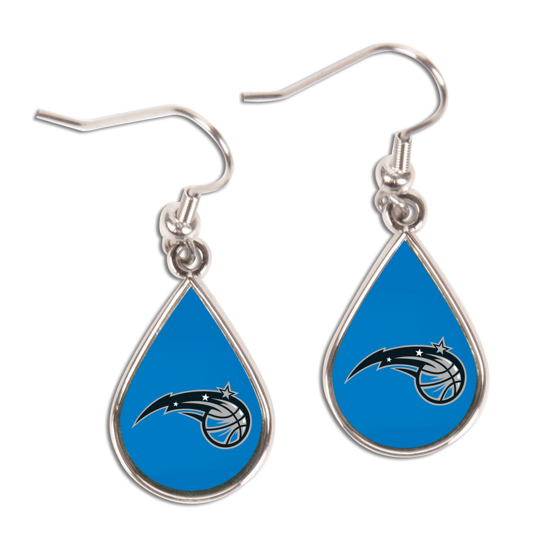 Orlando Magic WinCraft Tear Drop Dangle Earrings