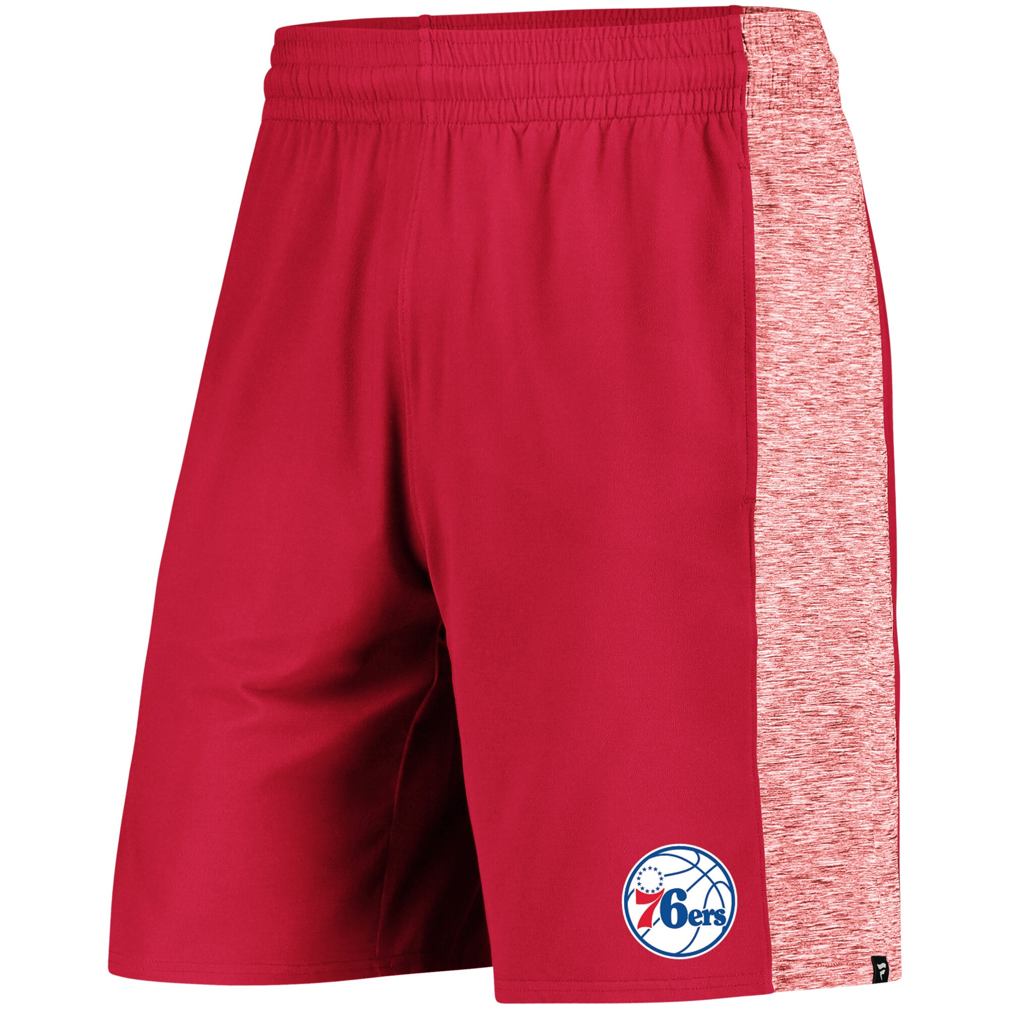 Philadelphia 76ers Fanatics Branded Made to Move Shorts - Red