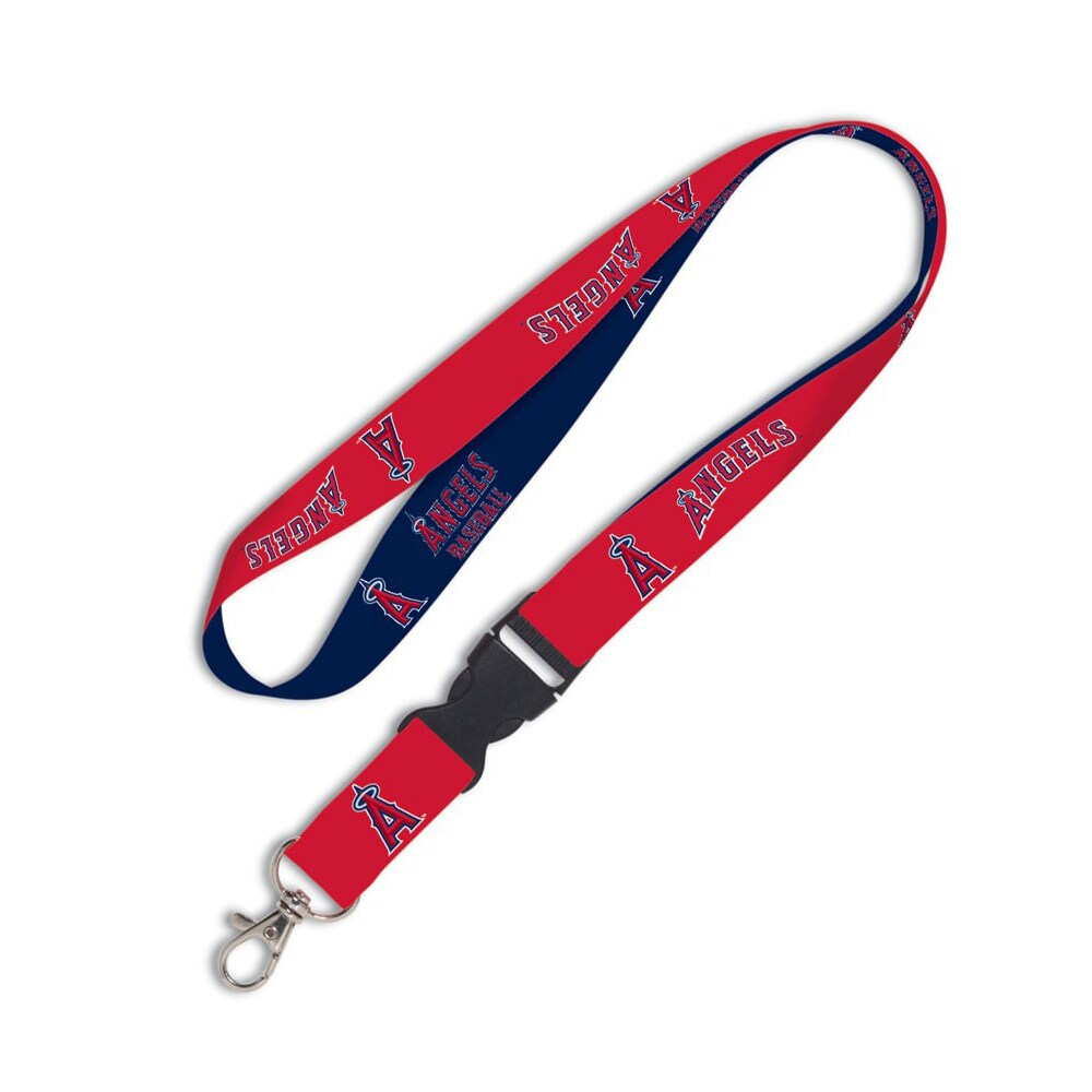 Los Angeles Angels WinCraft Lanyard with Detachable Buckle