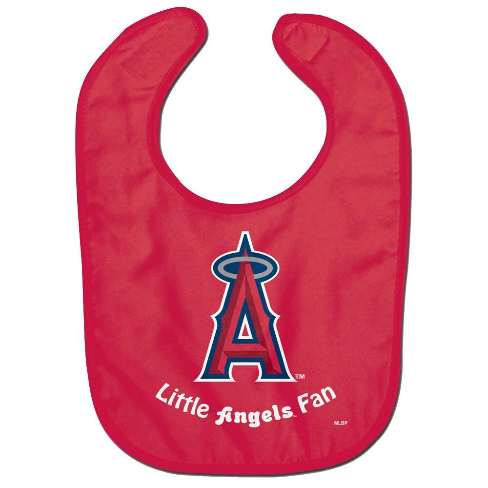Los Angeles Angels WinCraft Infant Lil Fan All Pro Baby Bib