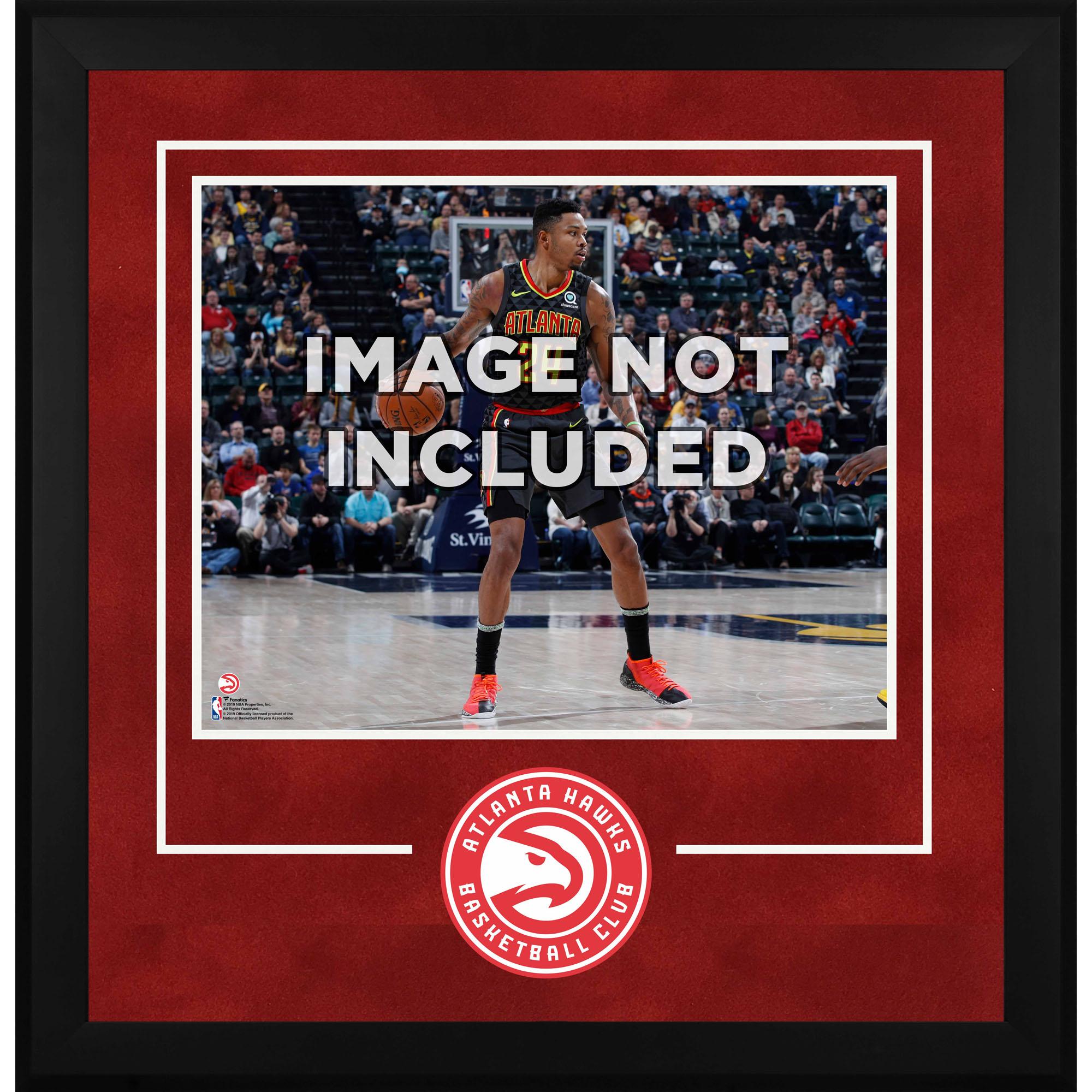 "Atlanta Hawks Fanatics Authentic 16"" x 20"" Horizontal Deluxe Setup Frame with Team Logo"