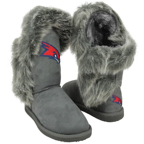 Cuce Shoes Atlanta Hawks Women's Fanatic II Boots - Gray