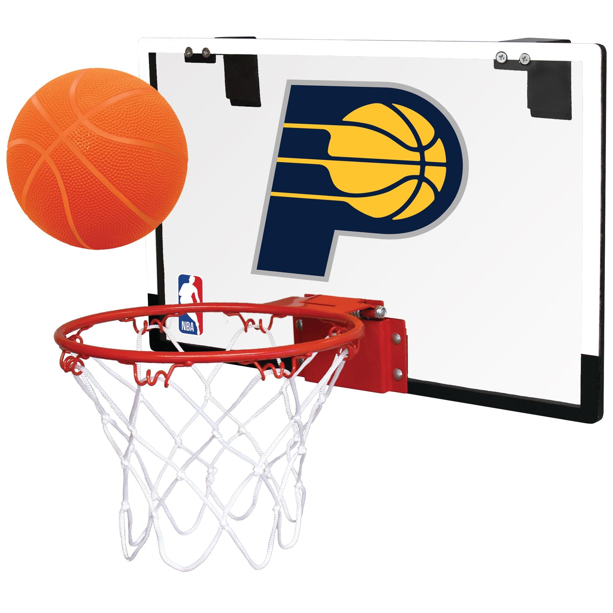 Indiana Pacers Rawlings NBA Polycarbonate Hoop Set