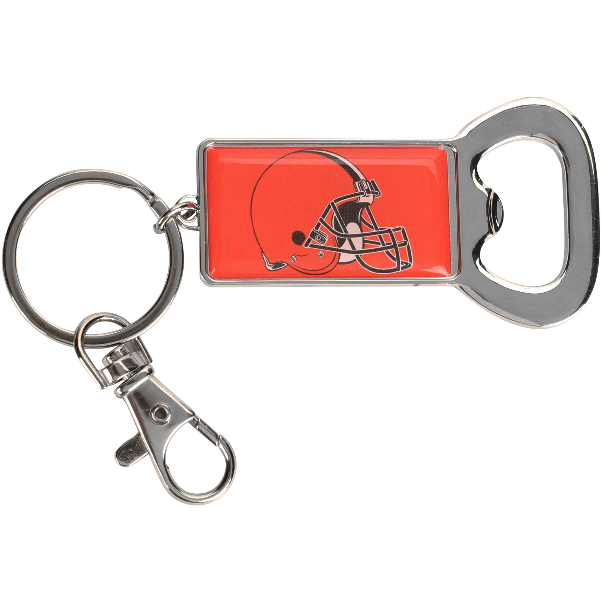 Cleveland Browns WinCraft Bottle Opener Key Ring Keychain
