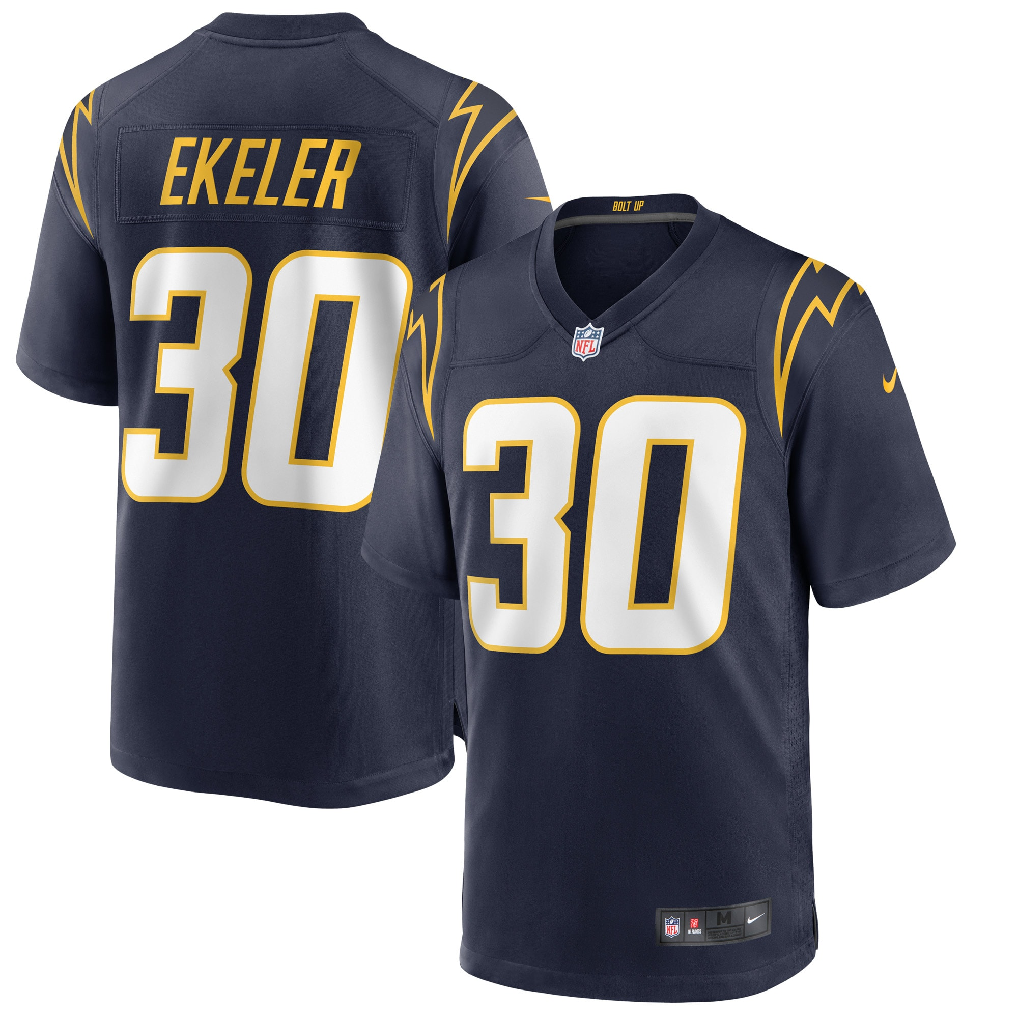 Austin Ekeler Los Angeles Chargers Nike Alternate Game Jersey - Navy