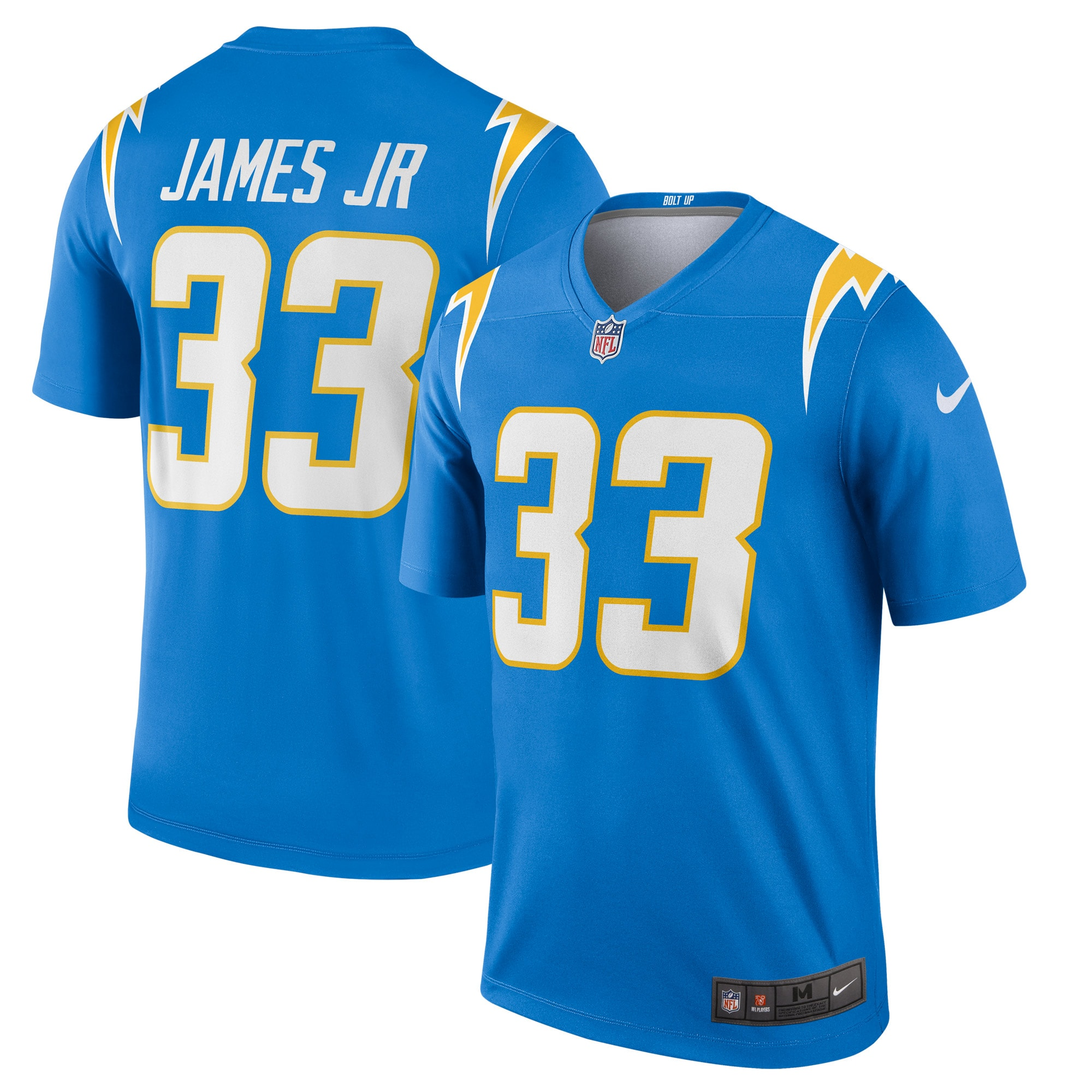 Derwin James Los Angeles Chargers Nike Legend Jersey - Powder Blue