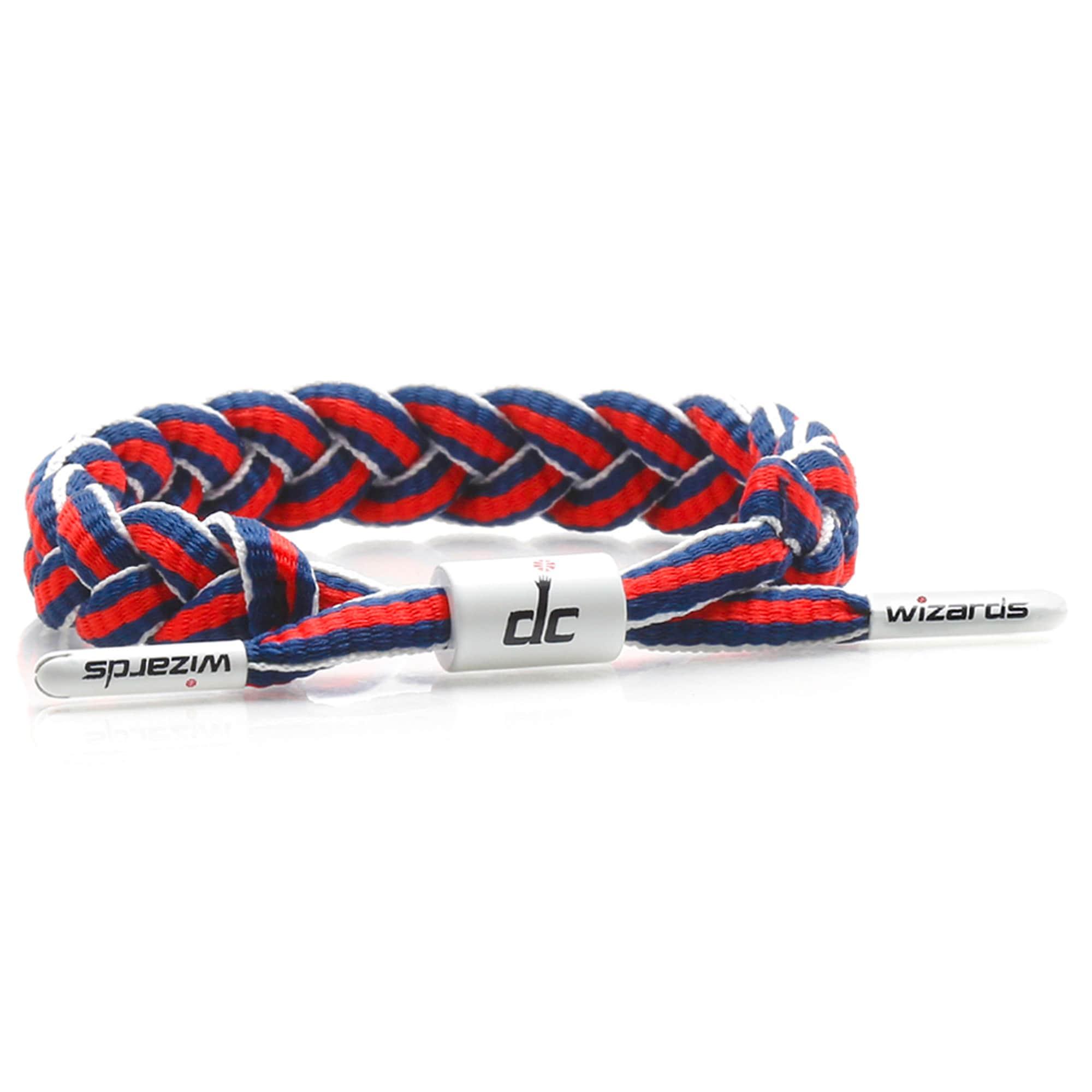 Washington Wizards Rastaclat Team Bracelet