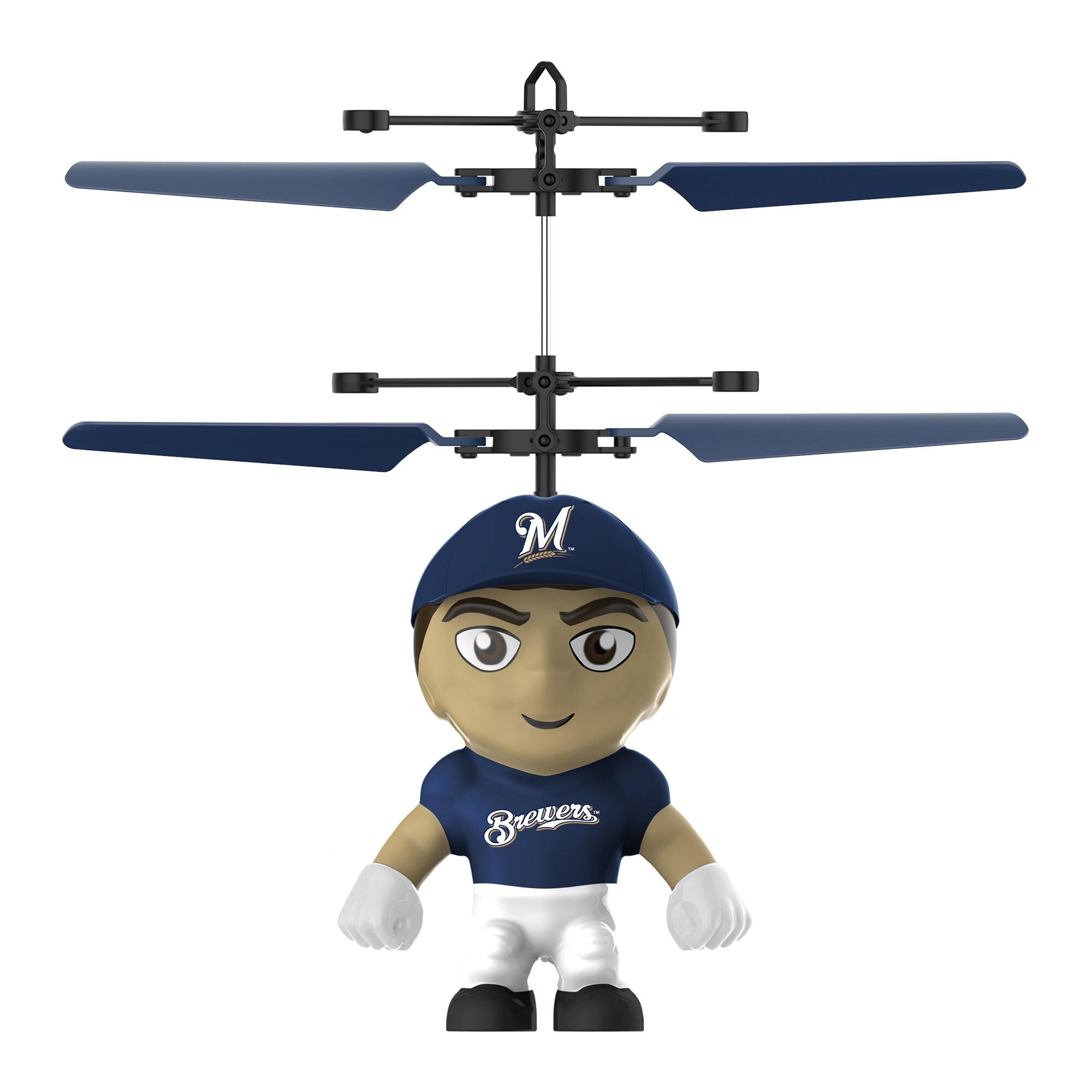 Milwaukee Brewers Figure Flyer