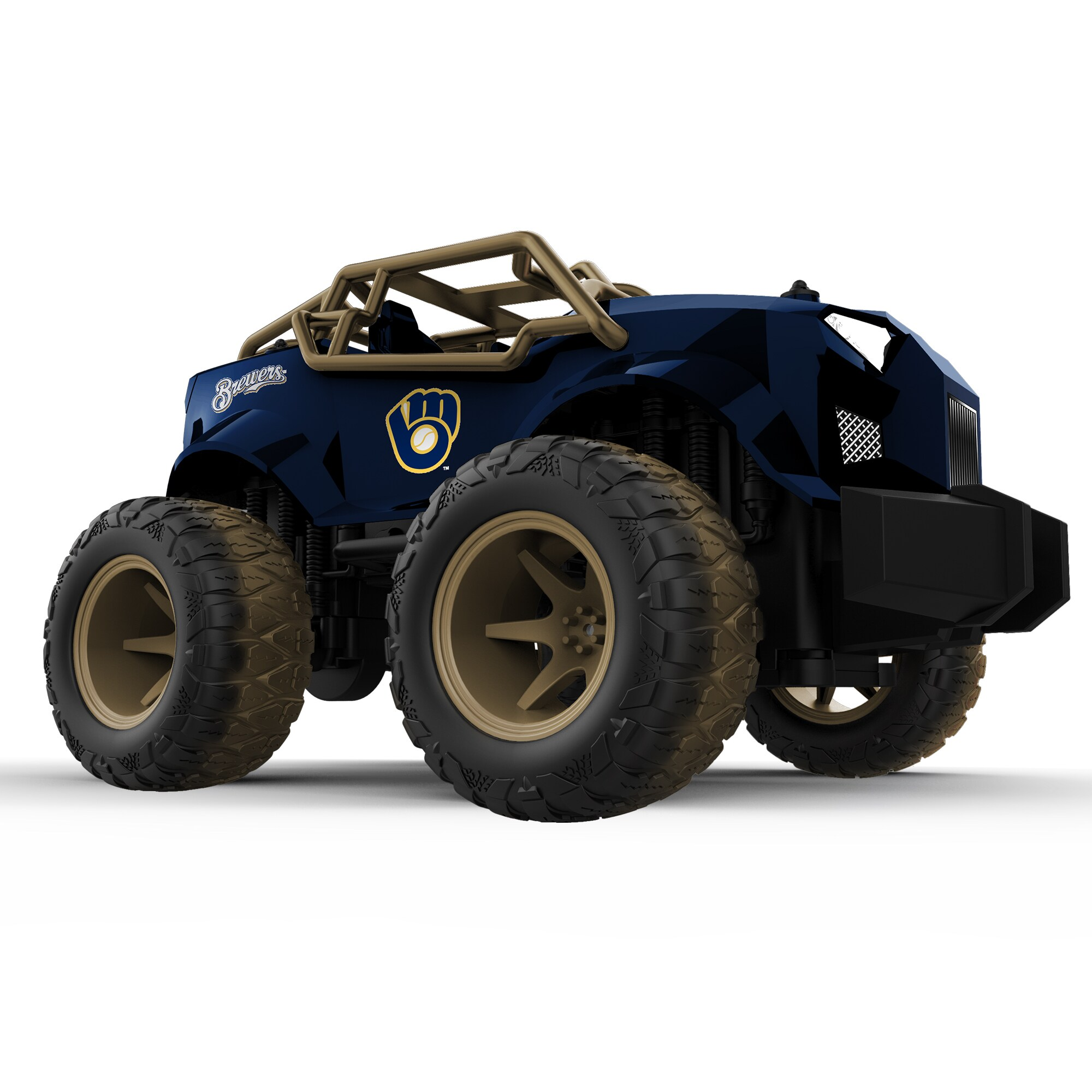 Milwaukee Brewers Remote Controlled Monster Truck