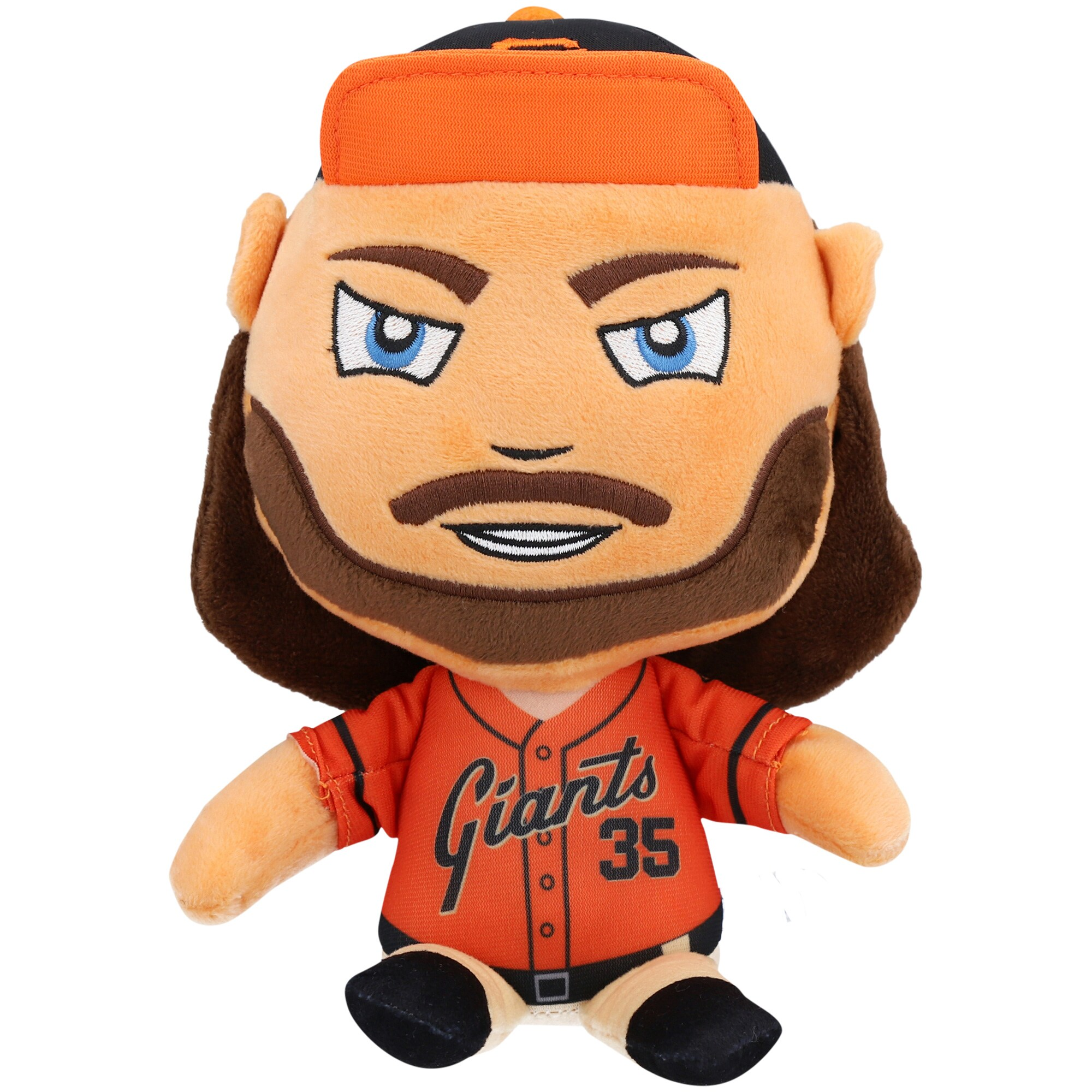 Brandon Crawford San Francisco Giants FOCO Baby Bros Plush Toy