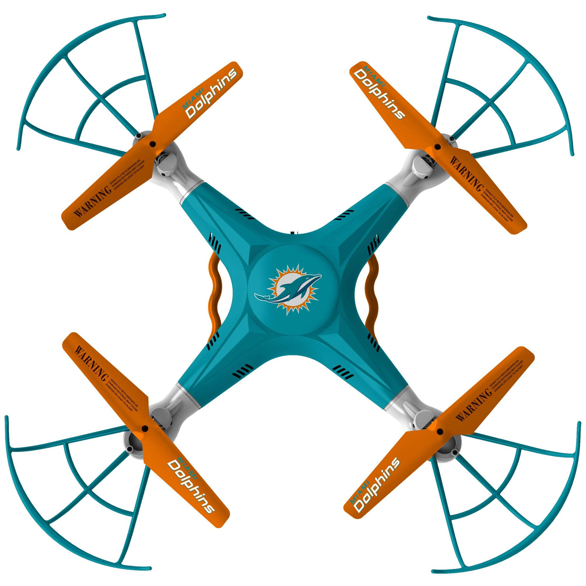 Miami Dolphins Full Size Drone