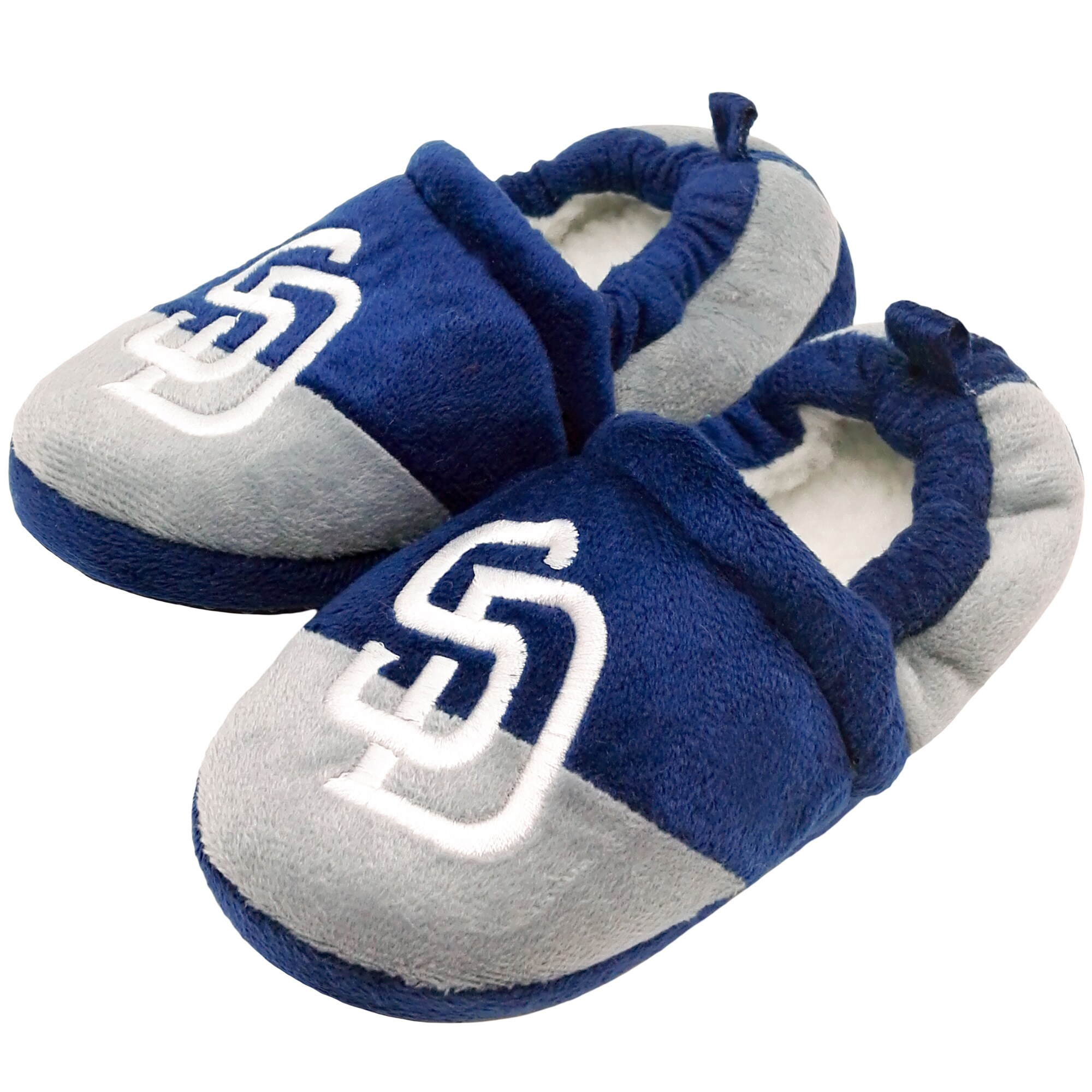 San Diego Padres Toddler Colorblock Slide Slippers