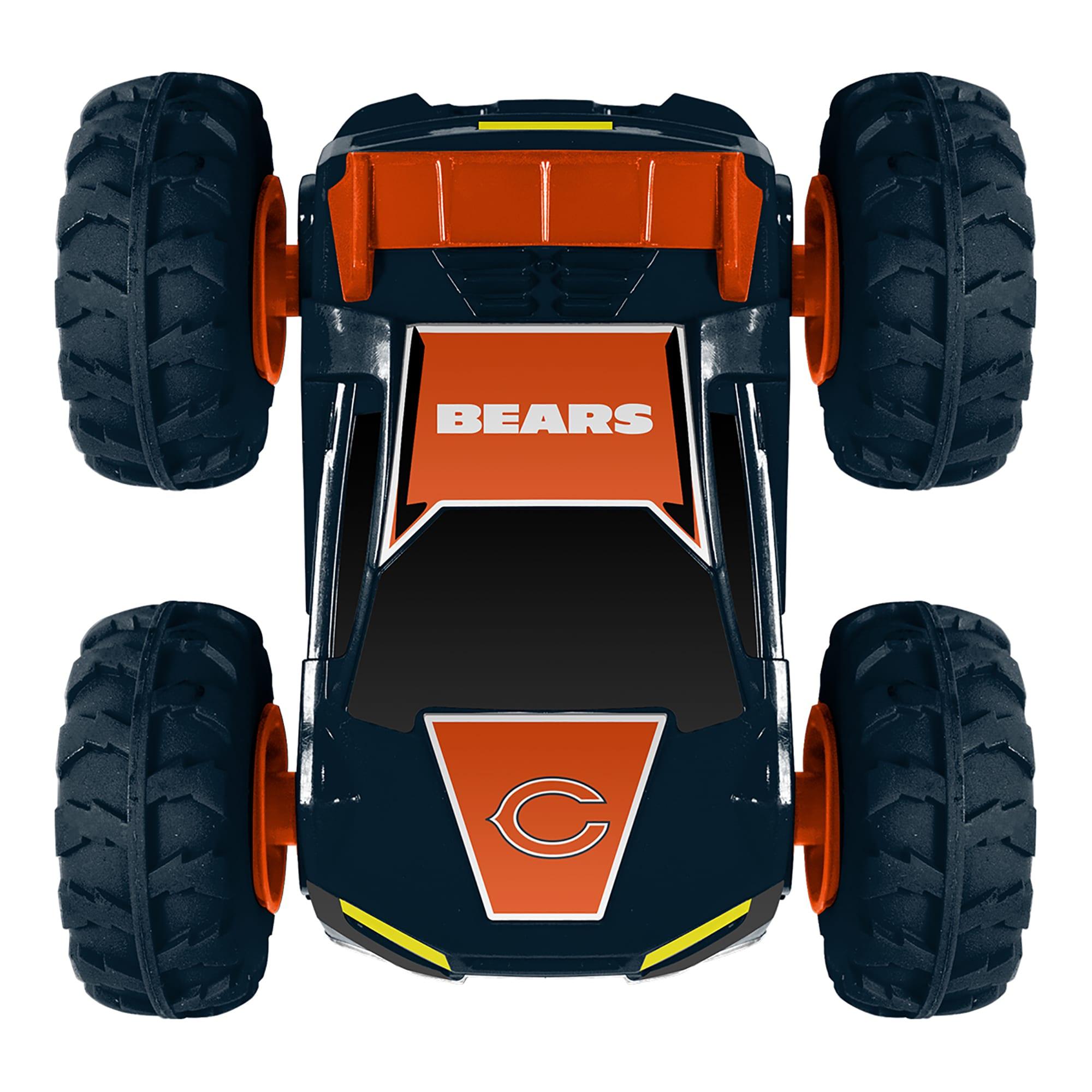 Chicago Bears Two-Sided Flip Racer Stunt Car