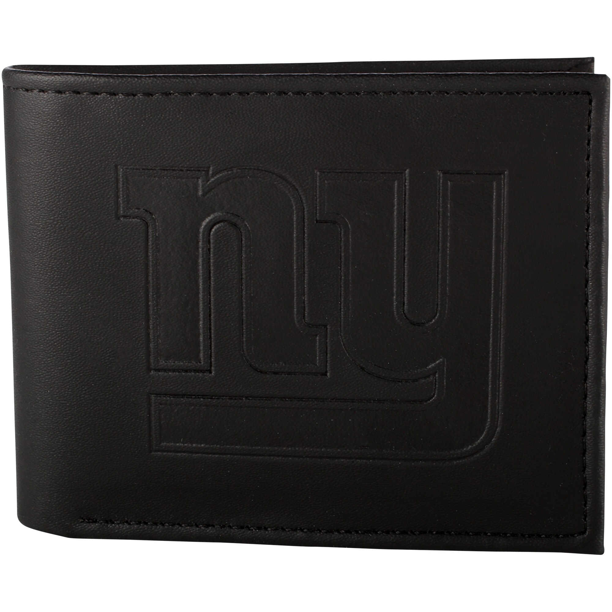 New York Giants Hybrid Bi-Fold Wallet - Black