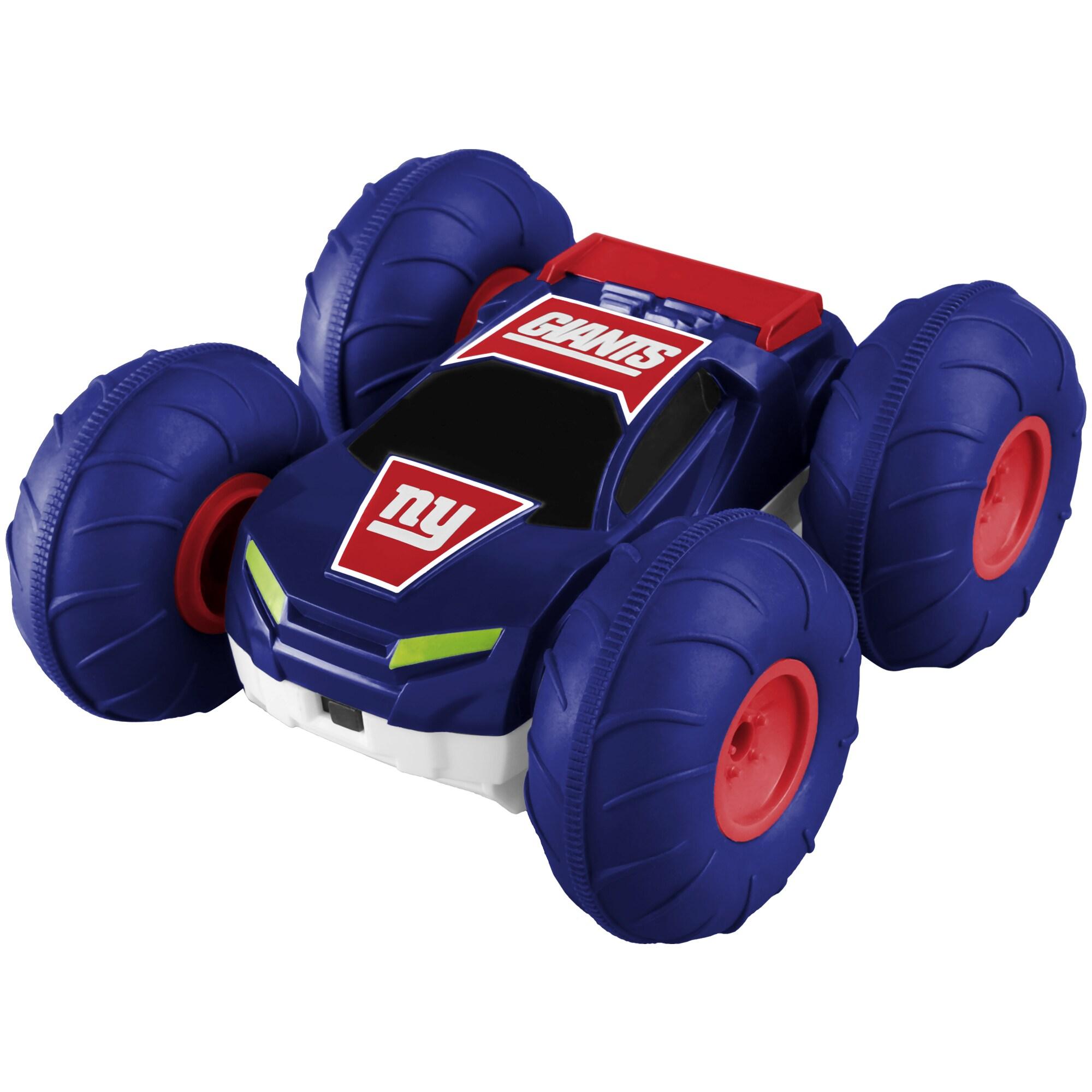 New York Giants Flip Racer Stunt Car