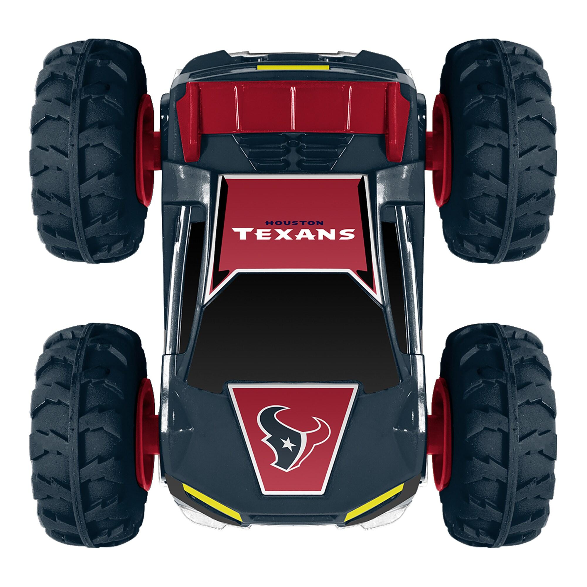 Houston Texans Two-Sided Flip Racer Stunt Car