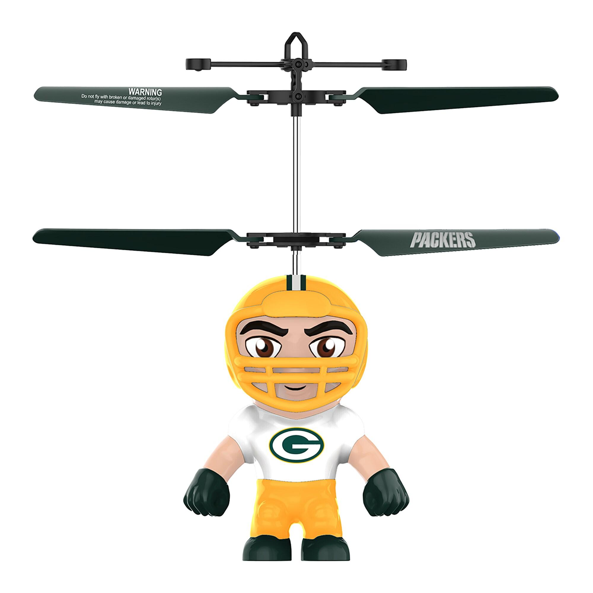 Green Bay Packers Hand-Sensor Figure Flyer