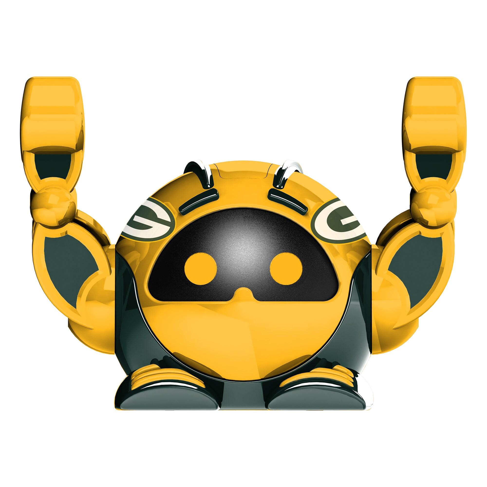 Green Bay Packers Tumbling Stunt Interactive Robot