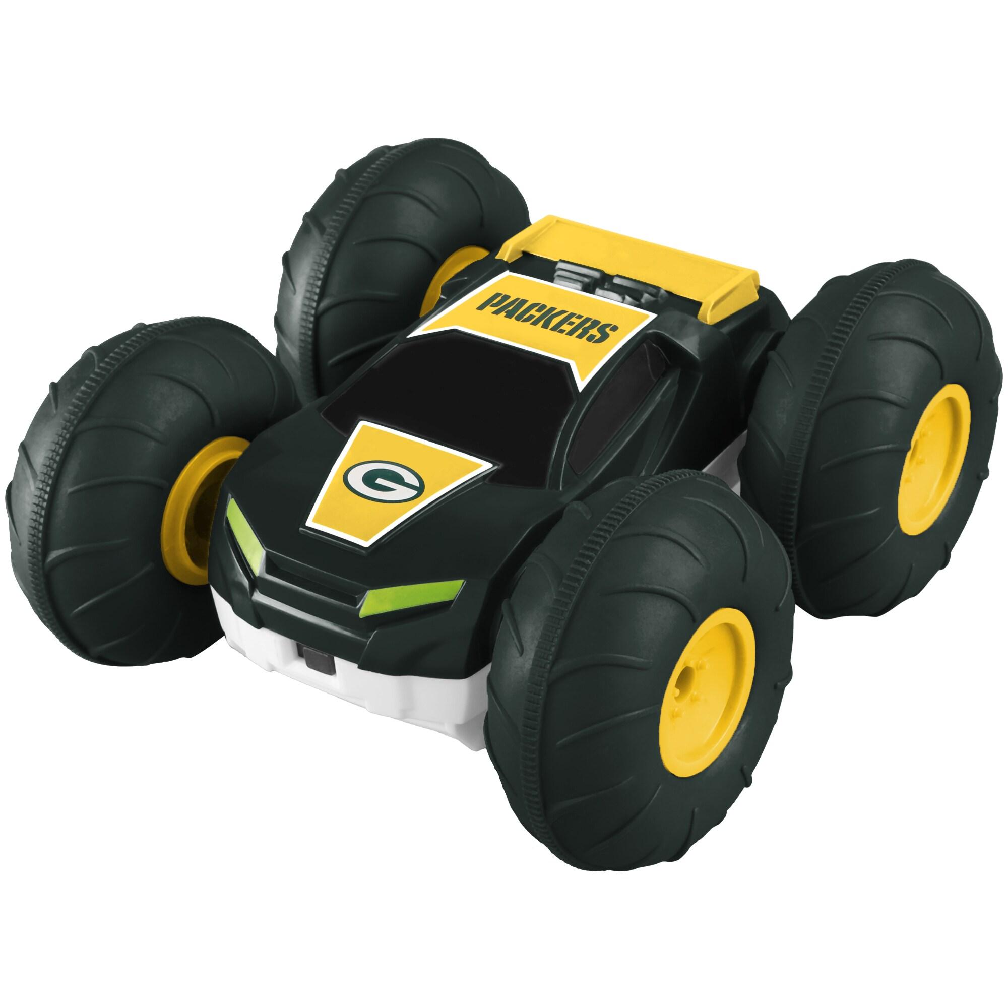 Green Bay Packers Flip Racer Stunt Car