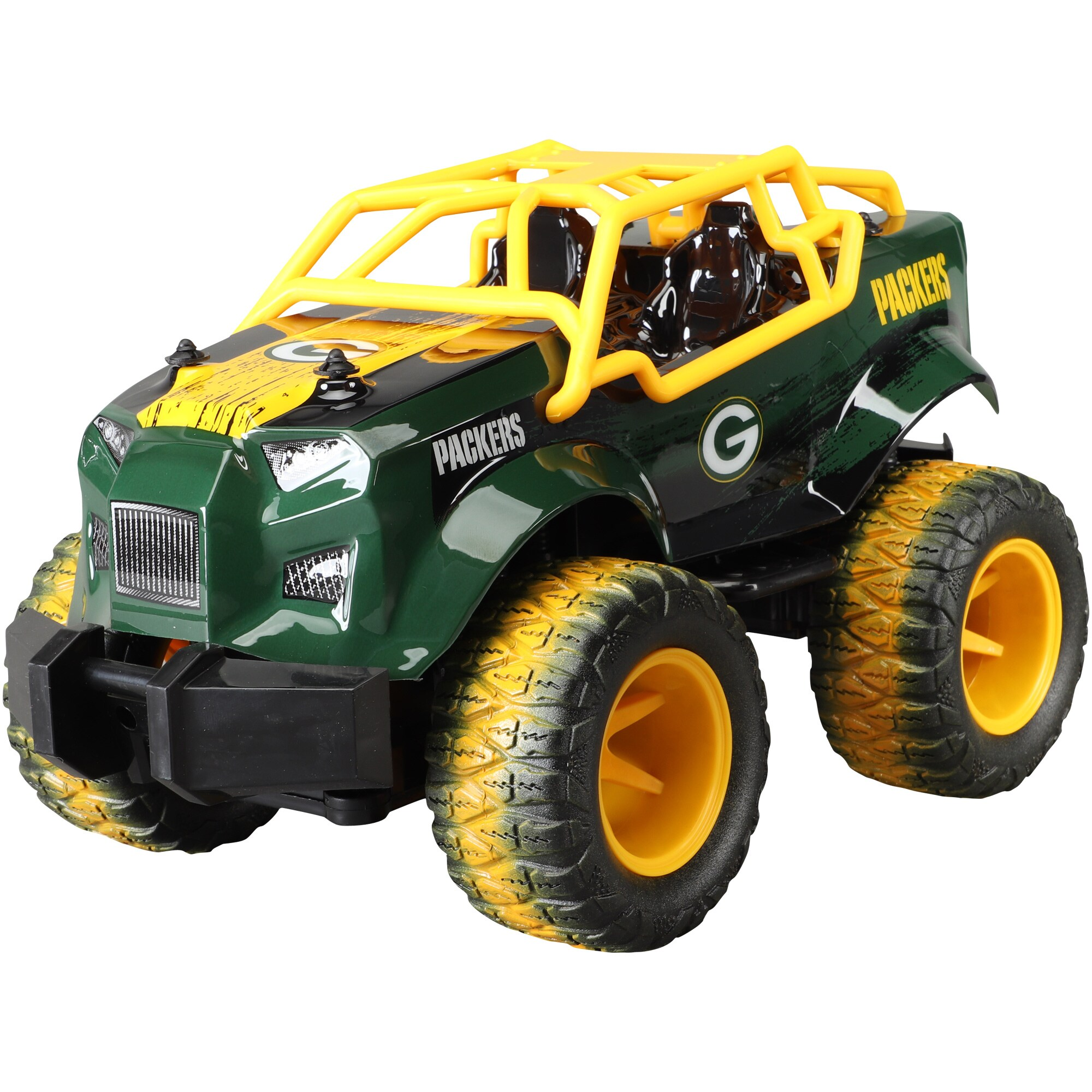 Green Bay Packers Monster Truck Toy