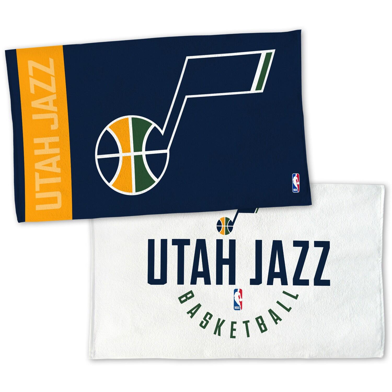 "Utah Jazz WinCraft 22"" x 42"" Double-Sided Primary Logo Locker Room Towel"