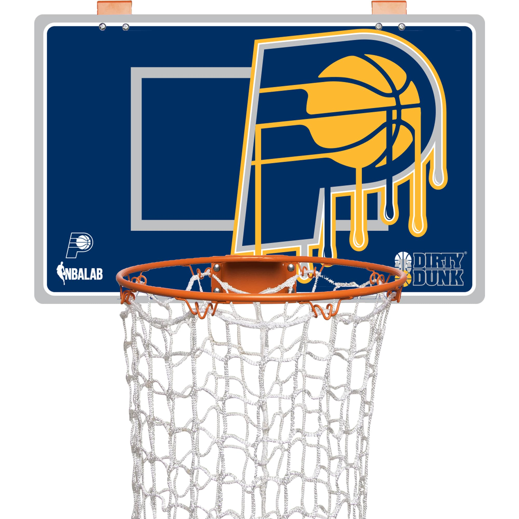 Indiana Pacers Dirty Dunk Basketball Hoop Laundry Hamper