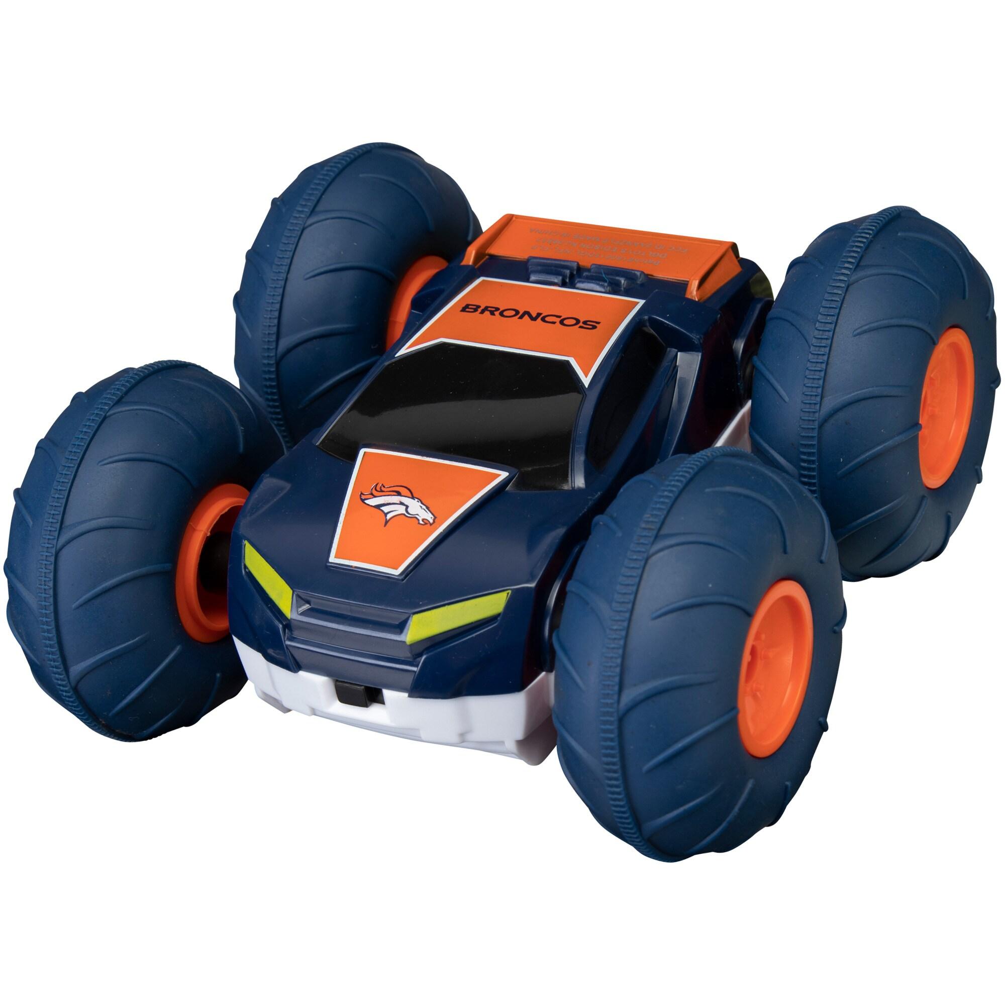 Denver Broncos Flip Racer Stunt Car