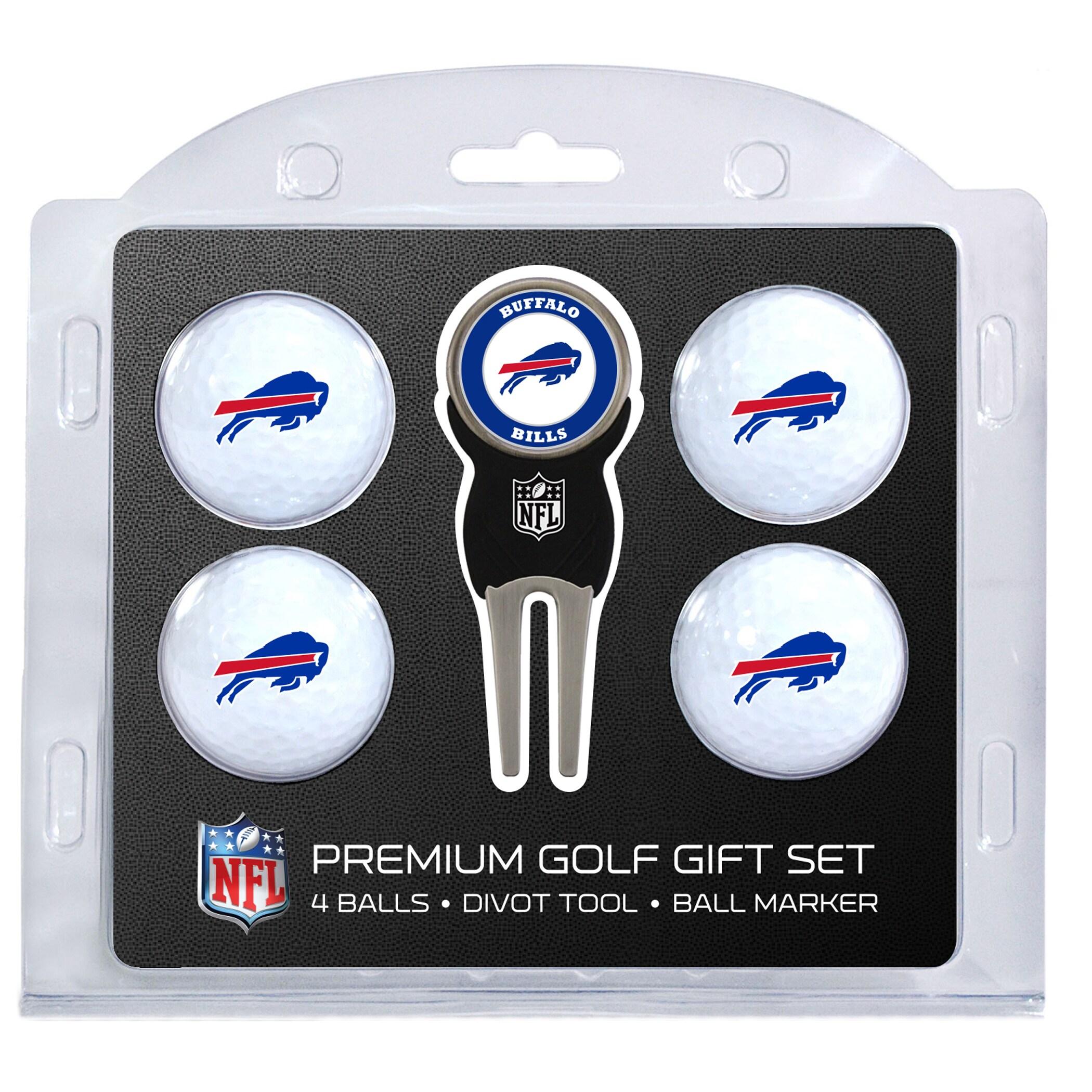 Buffalo Bills 4-Ball Gift Set