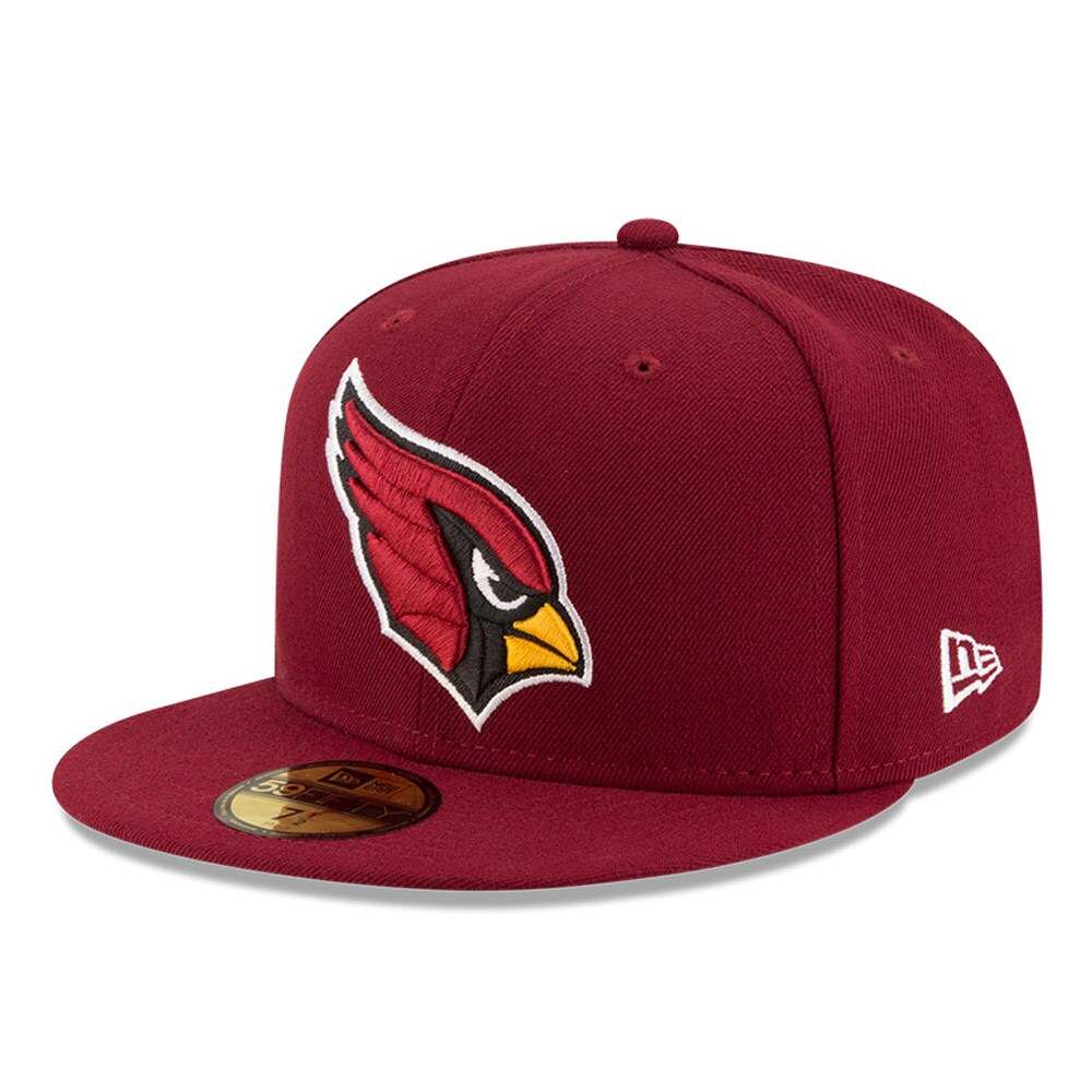 Arizona Cardinals New Era Omaha 59FIFTY Fitted Hat - Cardinal