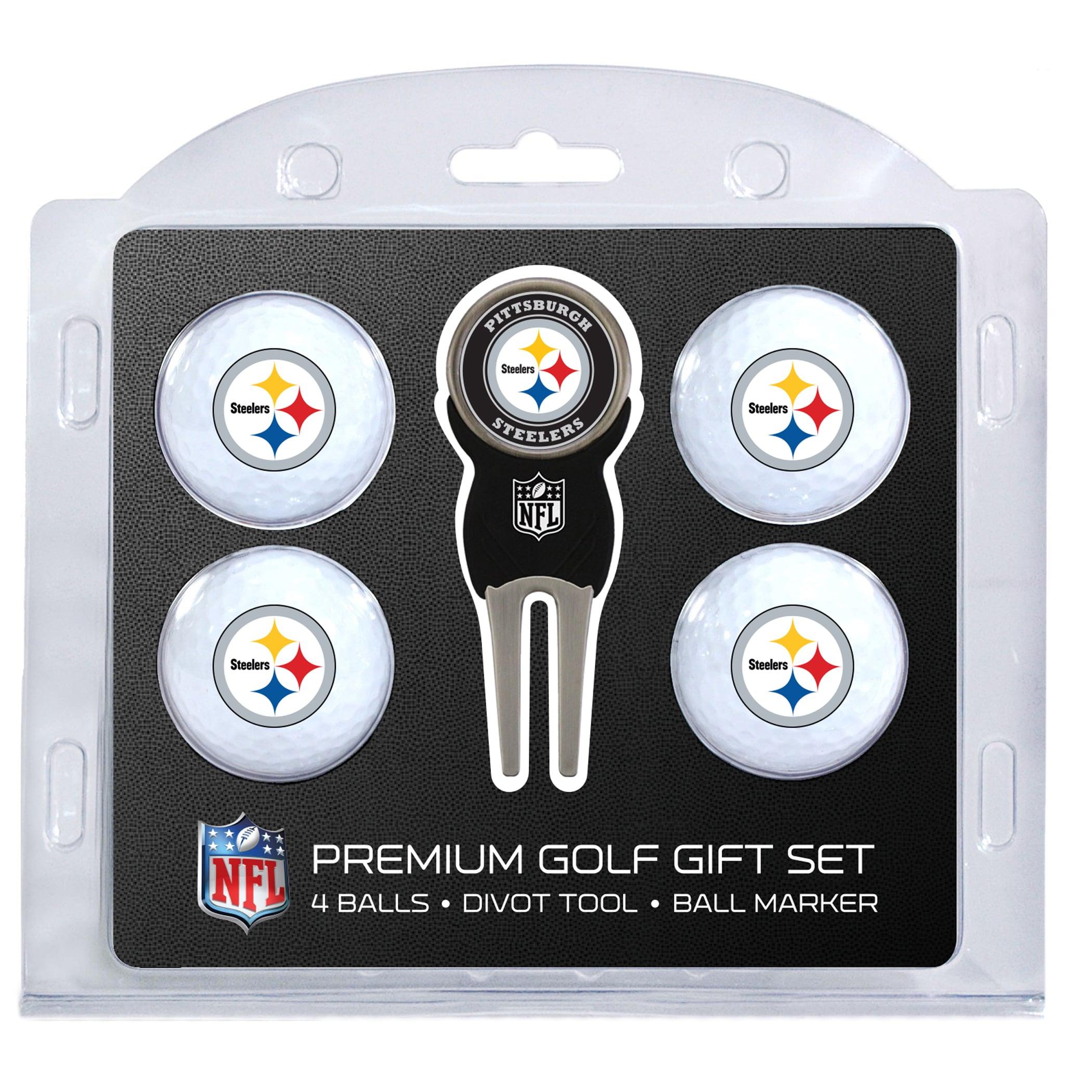 Pittsburgh Steelers 4-Ball Gift Set