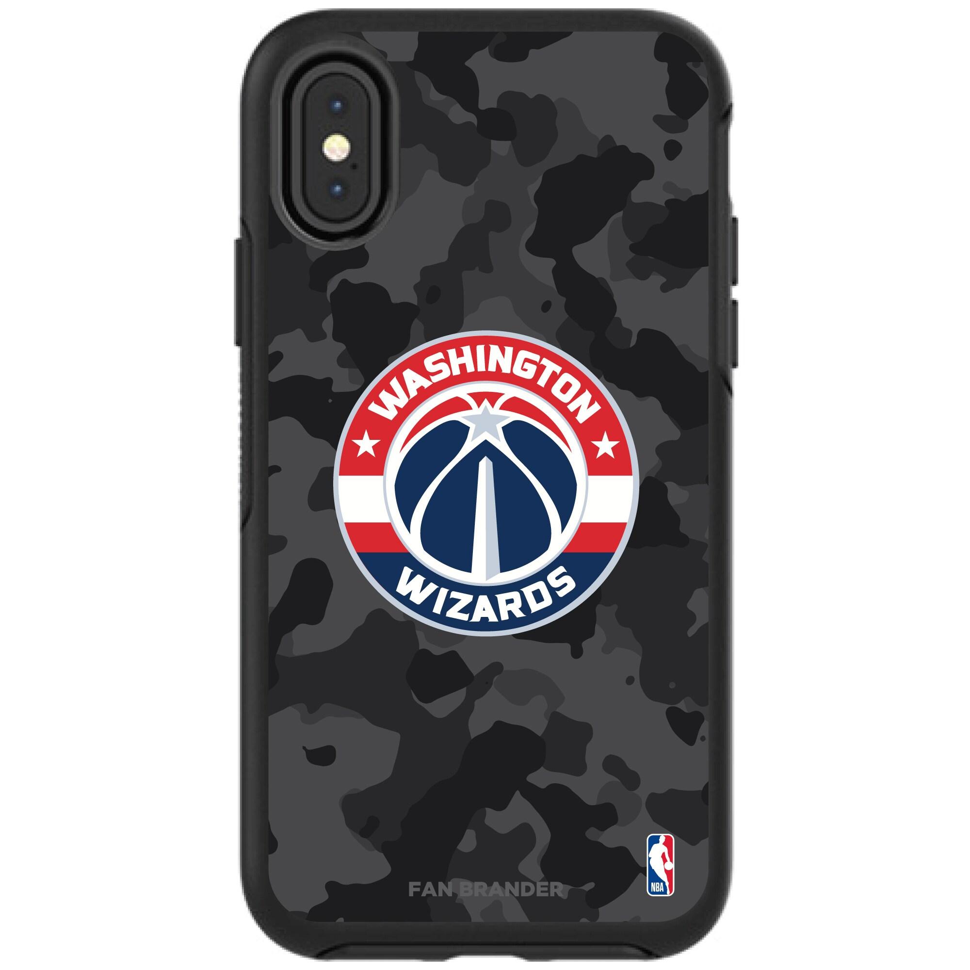 Washington Wizards OtterBox Urban Camo iPhone Case