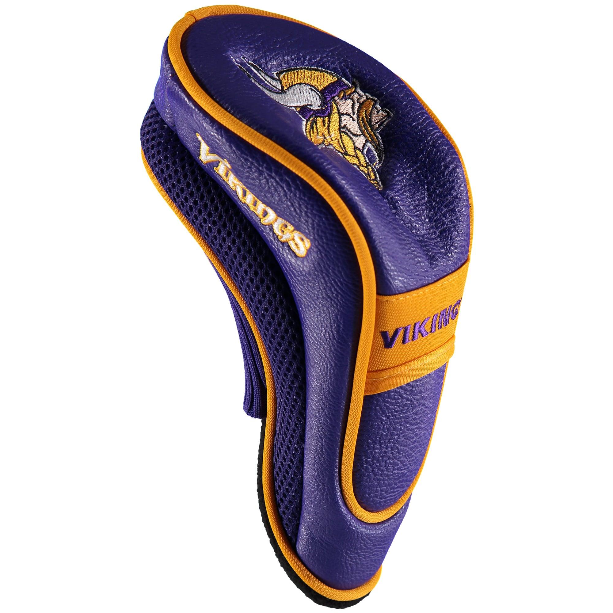 Minnesota Vikings Hybrid Golf Club Head Cover