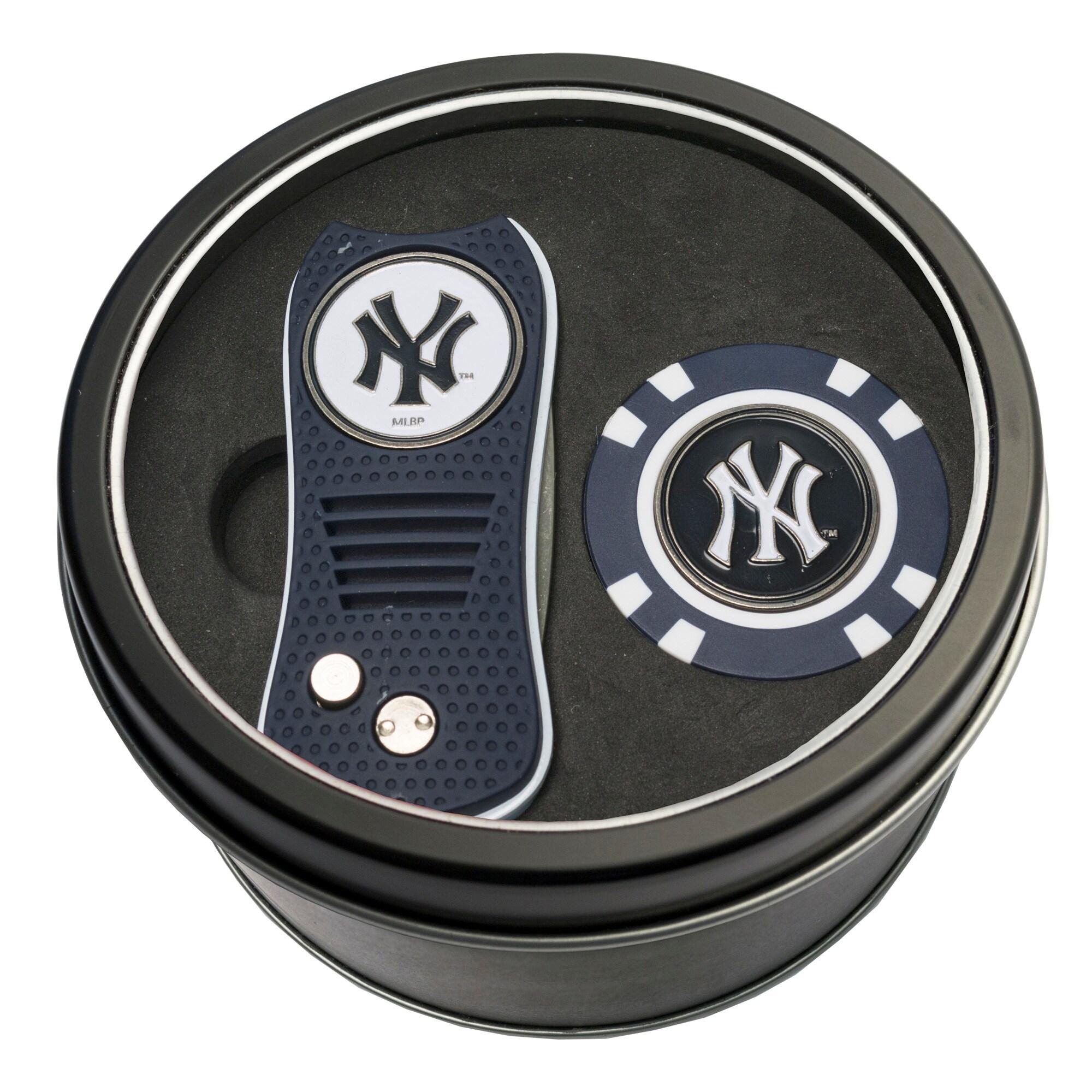 New York Yankees Switch Chip Golf Tin Set