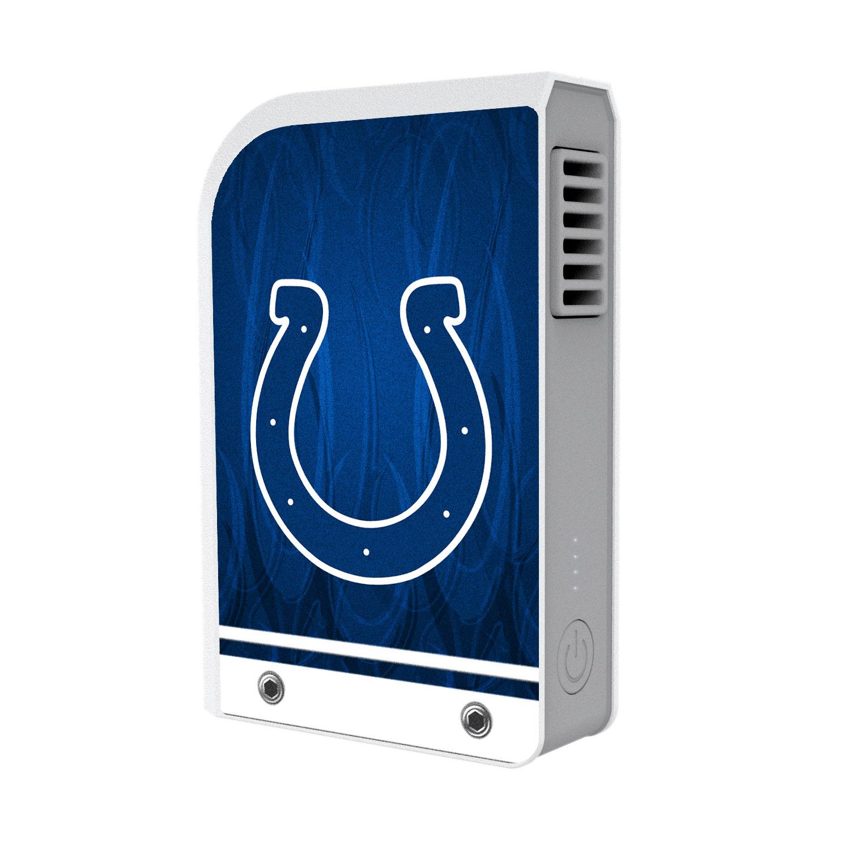 Indianapolis Colts 6000 mAh Phone Charging Powerbank & Personal Fan