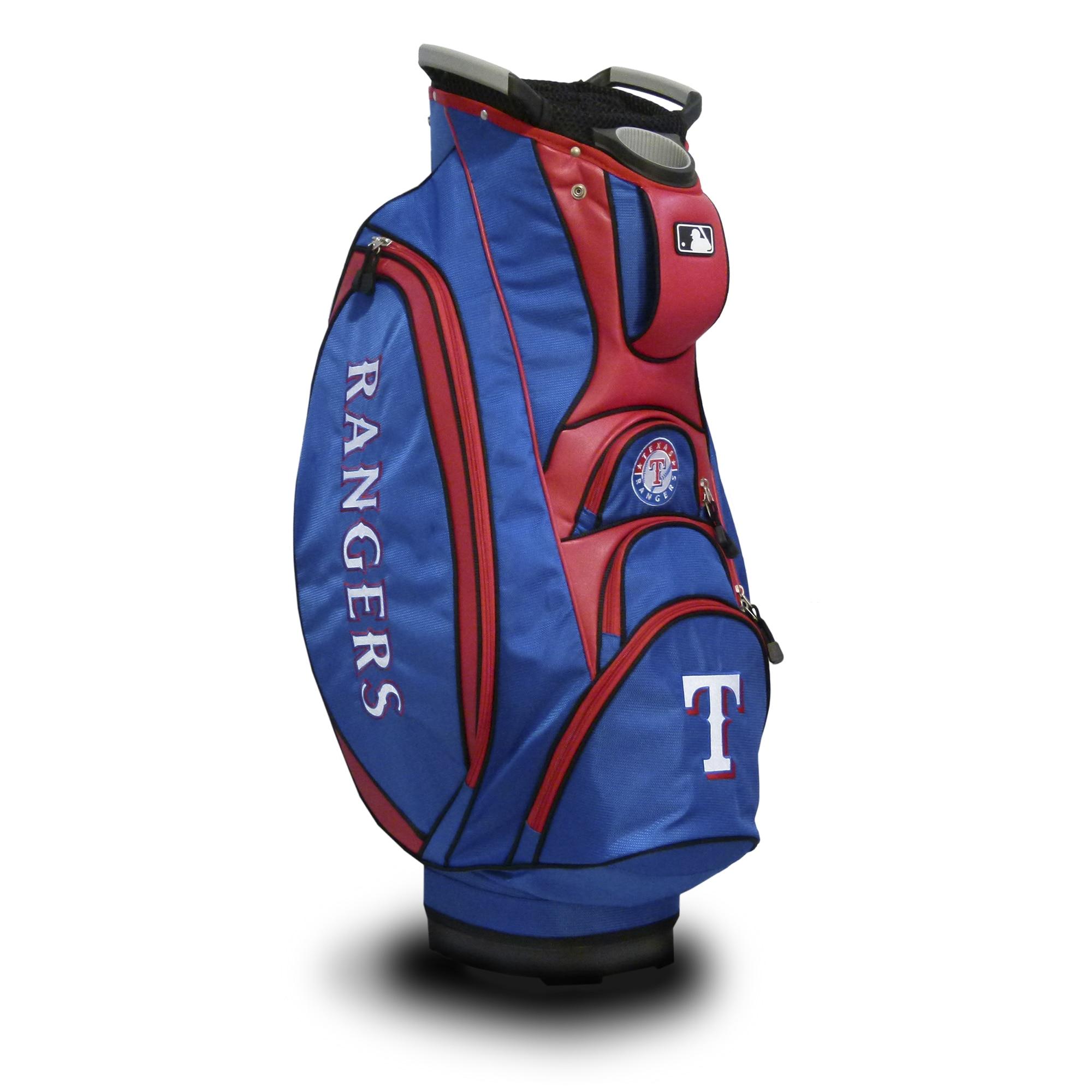 Texas Rangers Victory Cart Golf Bag