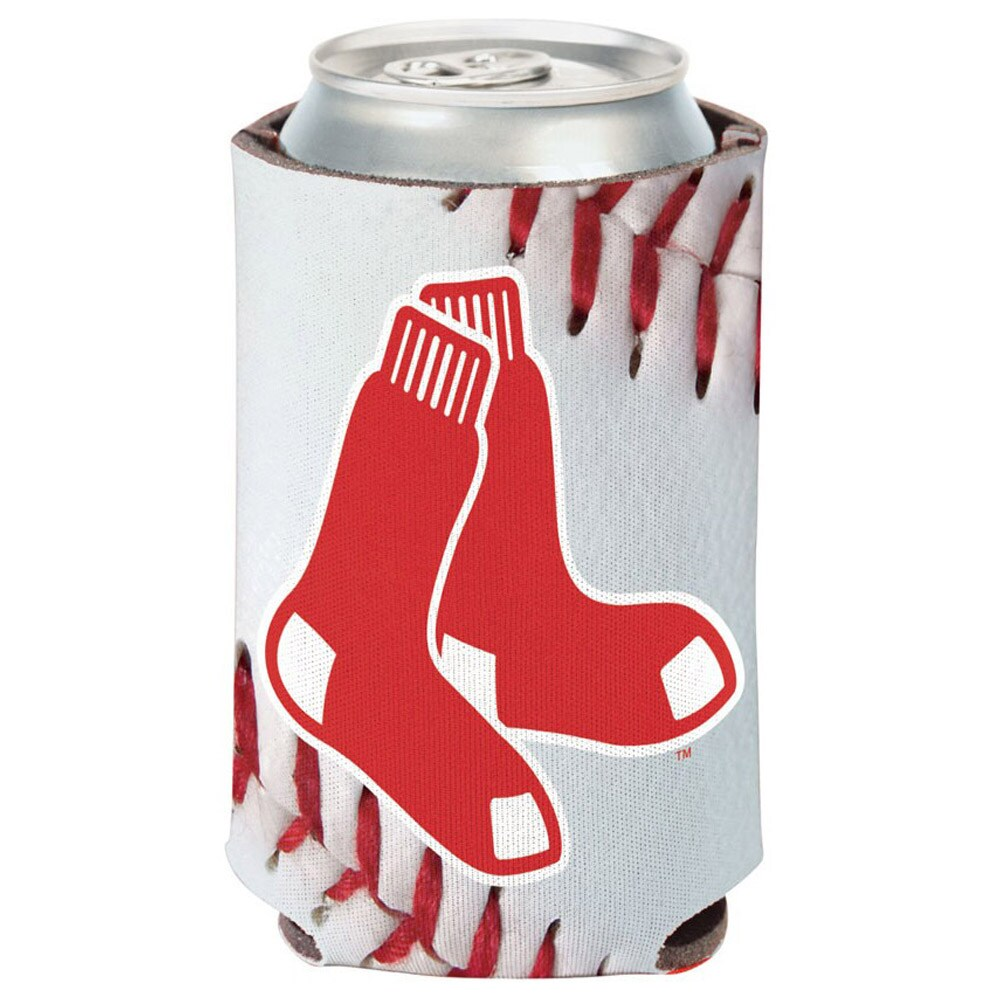 Boston Red Sox WinCraft Ball Can Cooler